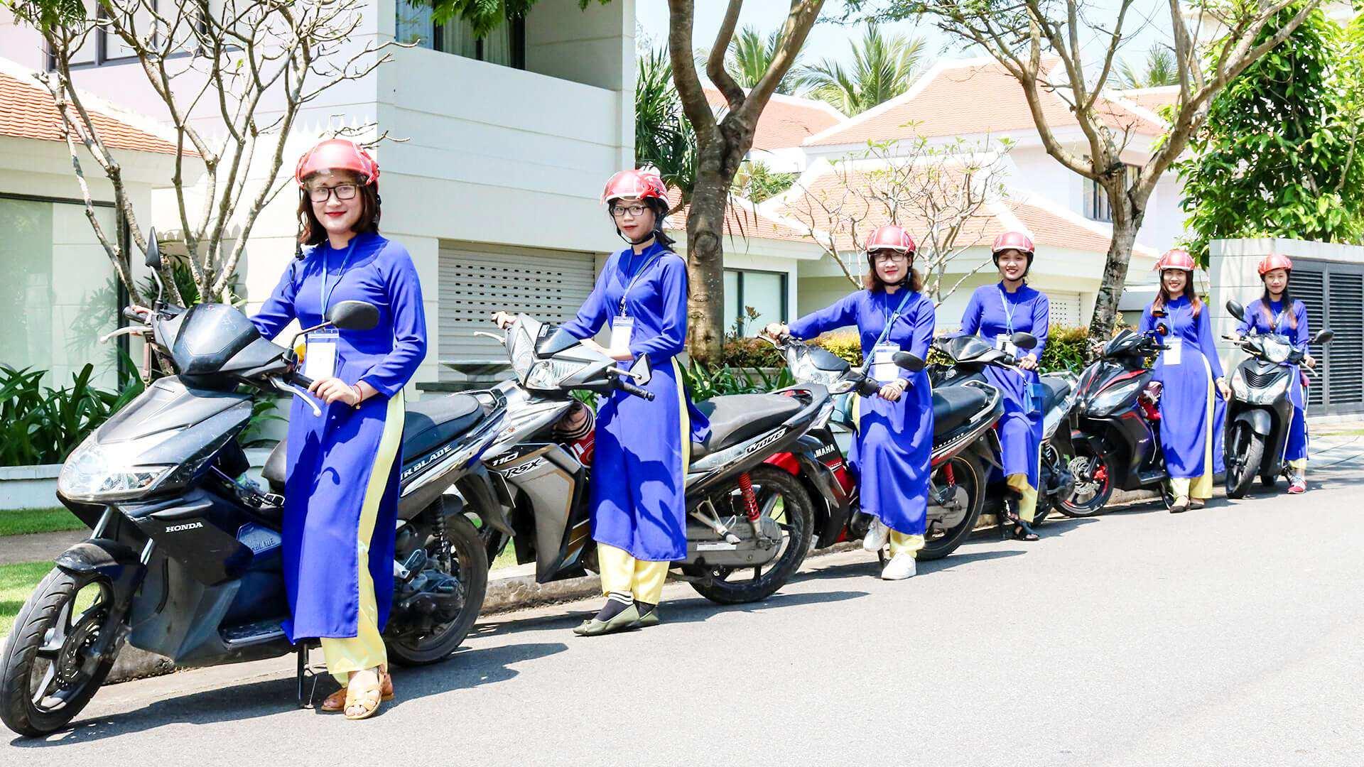 【峴港深度之旅】摩托車市區觀光、美食探險半日遊