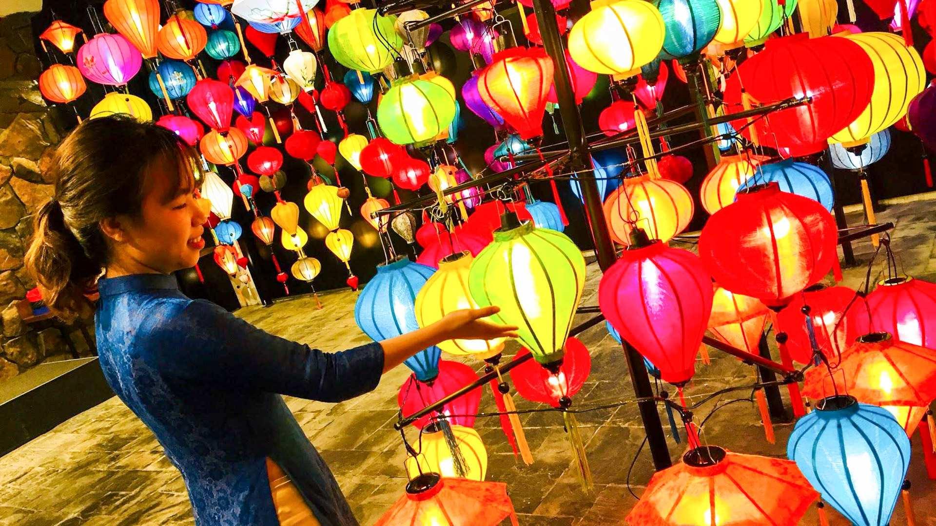 【峴港奧黛體驗】越南傳統國服奧黛租借體驗