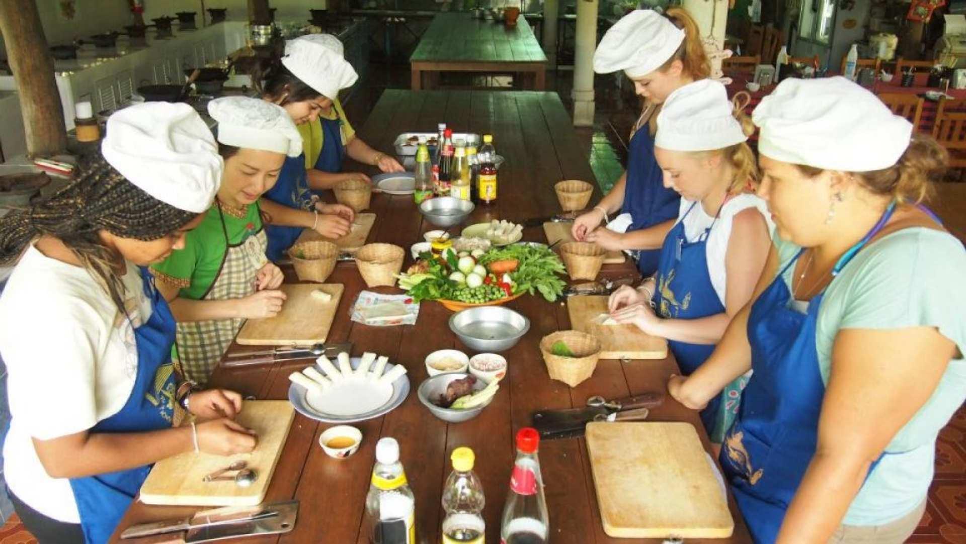 【五顆星大好評教室】清邁 Baan Hongnual 泰式烹飪學校