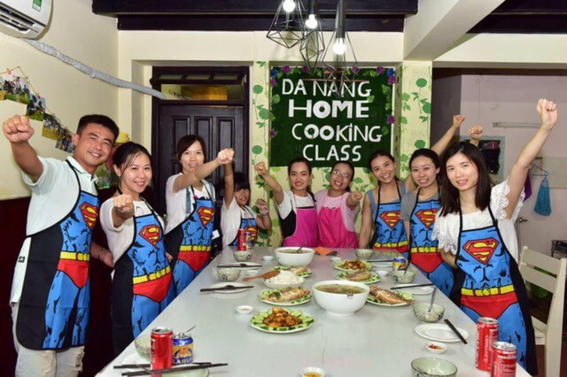 【Trip Advisor 上評價第一名】峴港廚藝教室 Danang Home Cooking Class