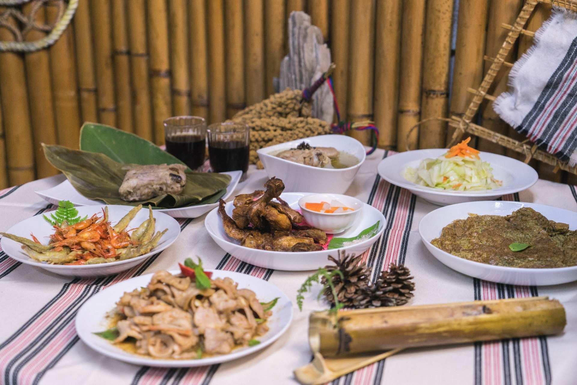 【烏來老街嚴選在地美食】泰雅婆婆原住民料理