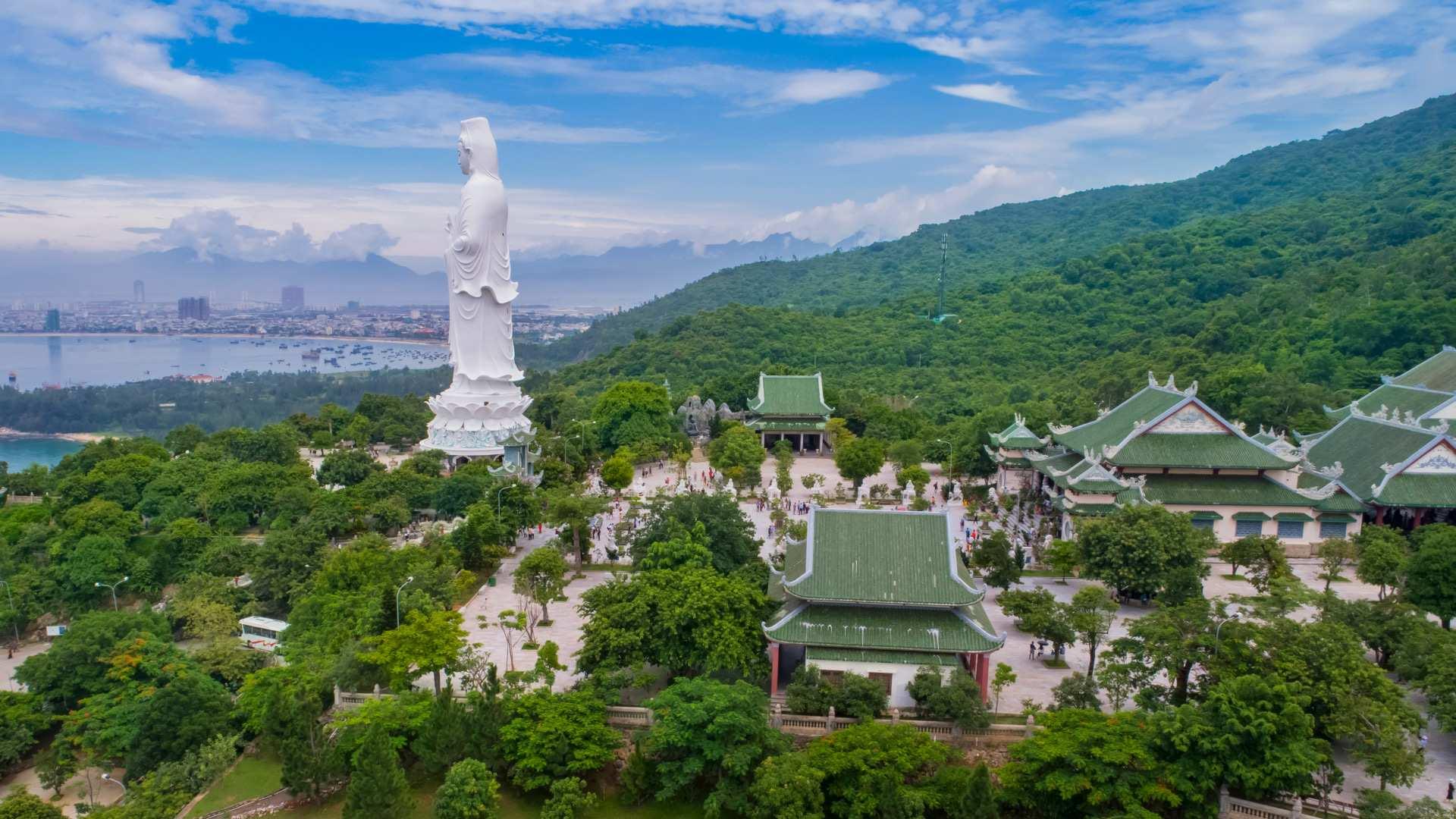【峴港市區一日遊】五行山、占婆雕刻博物館、漢市場