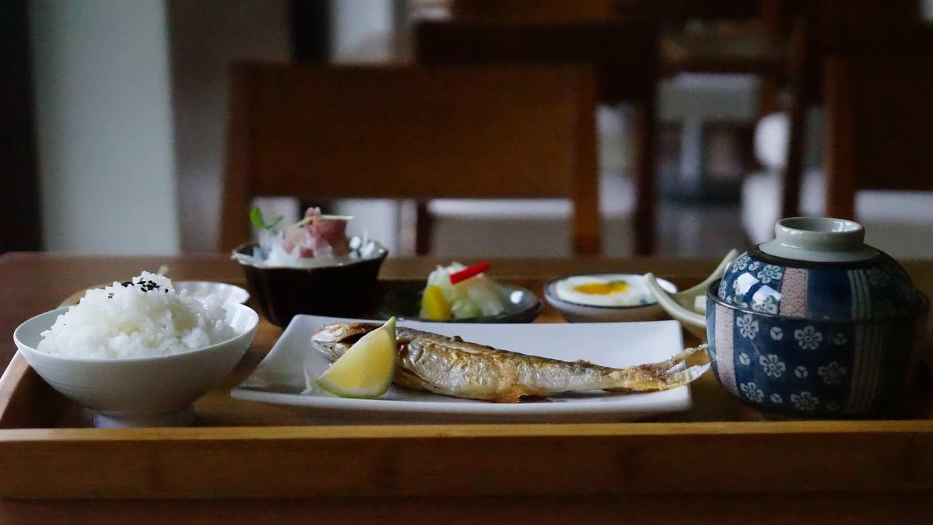 【黃金山城金瓜石】緩慢民宿季節慢活午餐