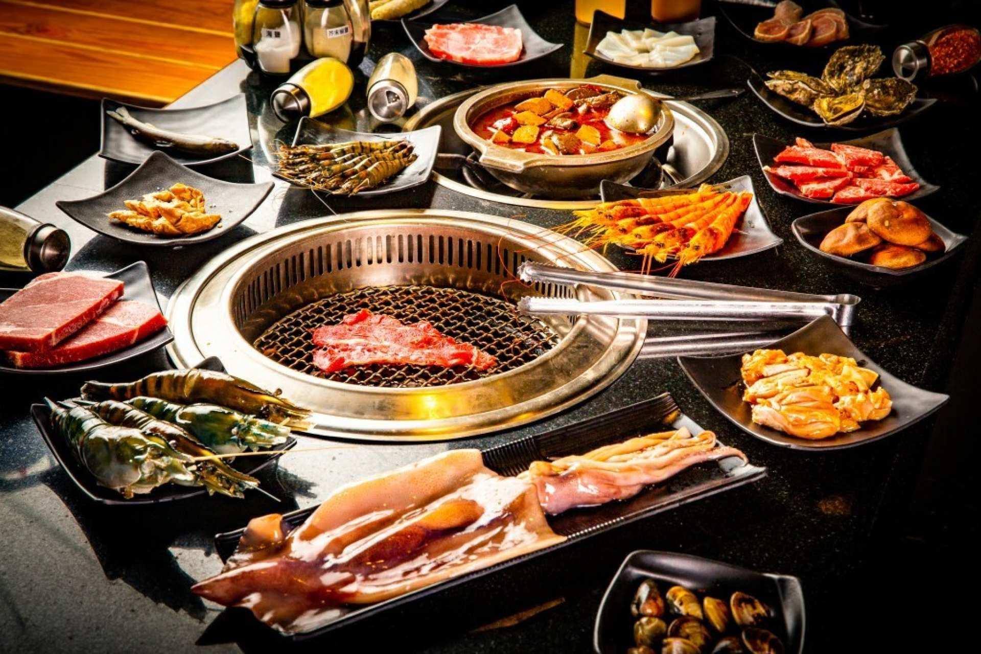 【西門町日式燒肉店】上禾町燒肉+啤酒絕配吃喝到飽