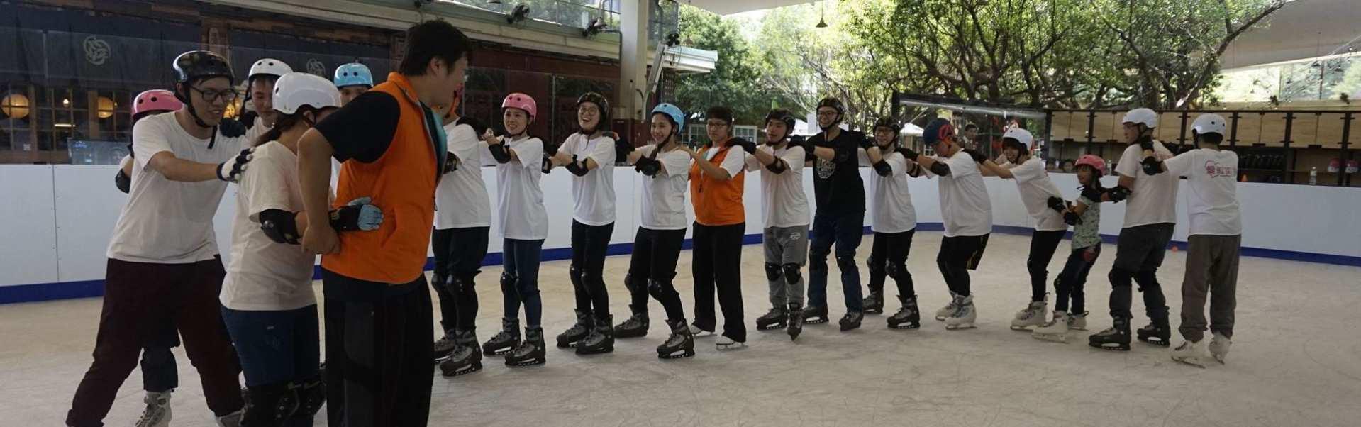 冰星球滑冰場大人小孩都適合