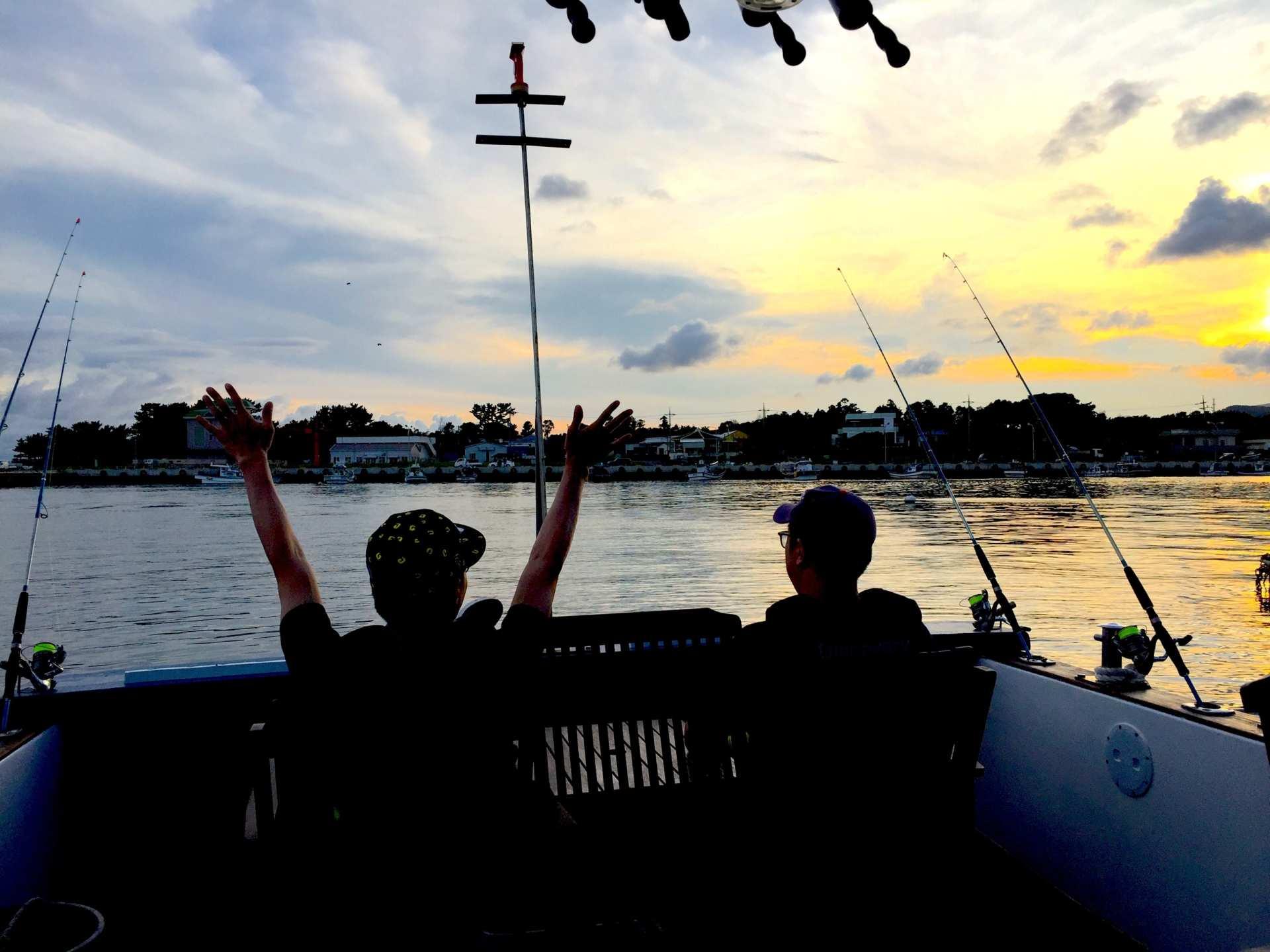 【出海釣魚去】濟州西歸浦海釣體驗