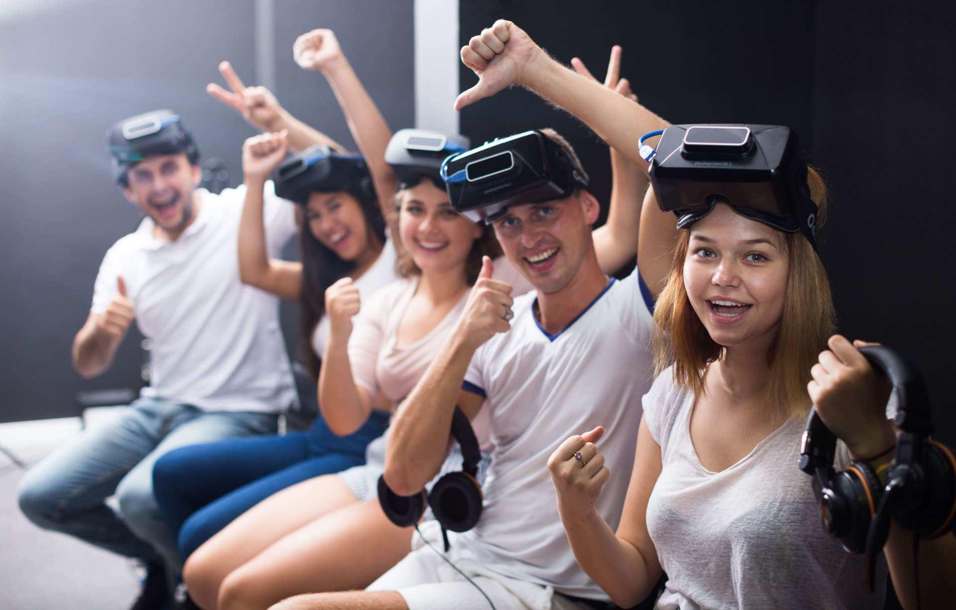 【馬尼拉 VR 體驗】VR Philippines 虛擬實境樂園門票