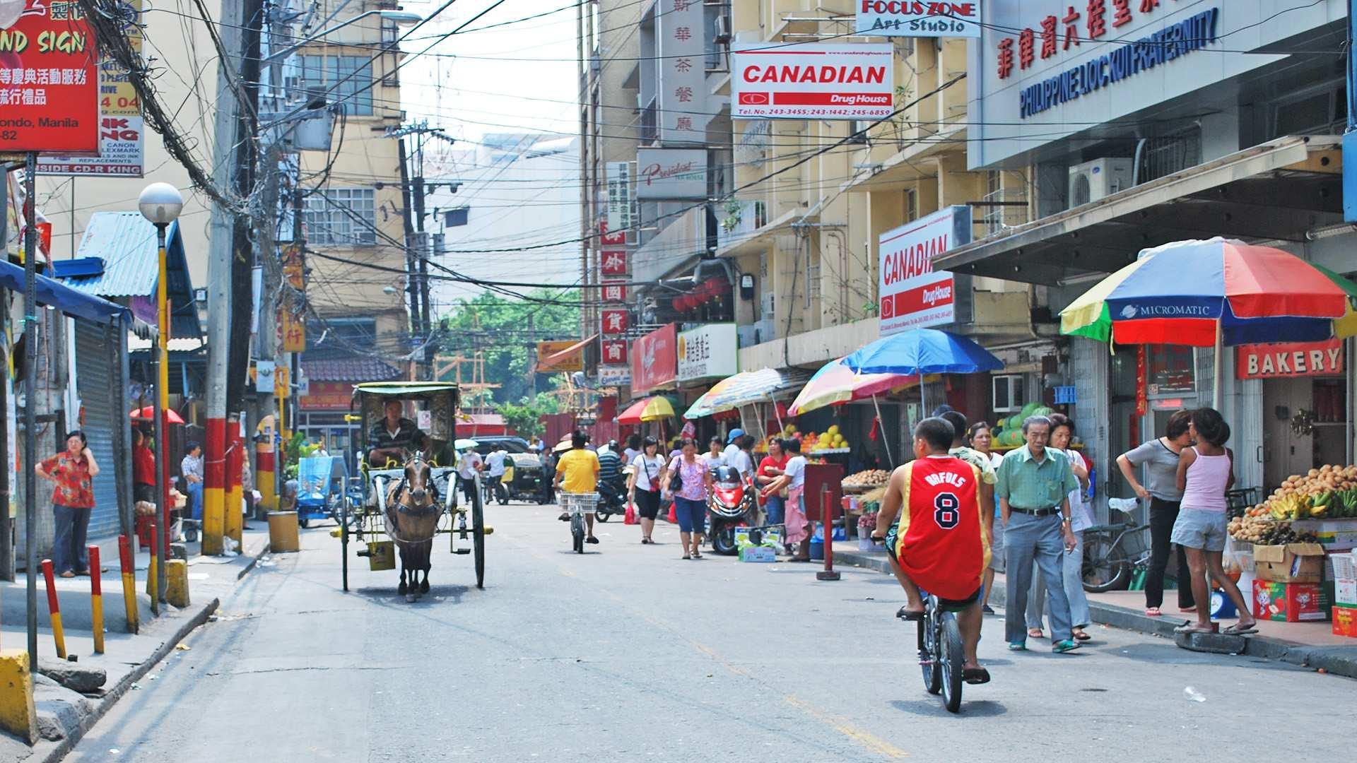 【菲律賓美食巡禮】馬尼拉中國城小吃步行導覽