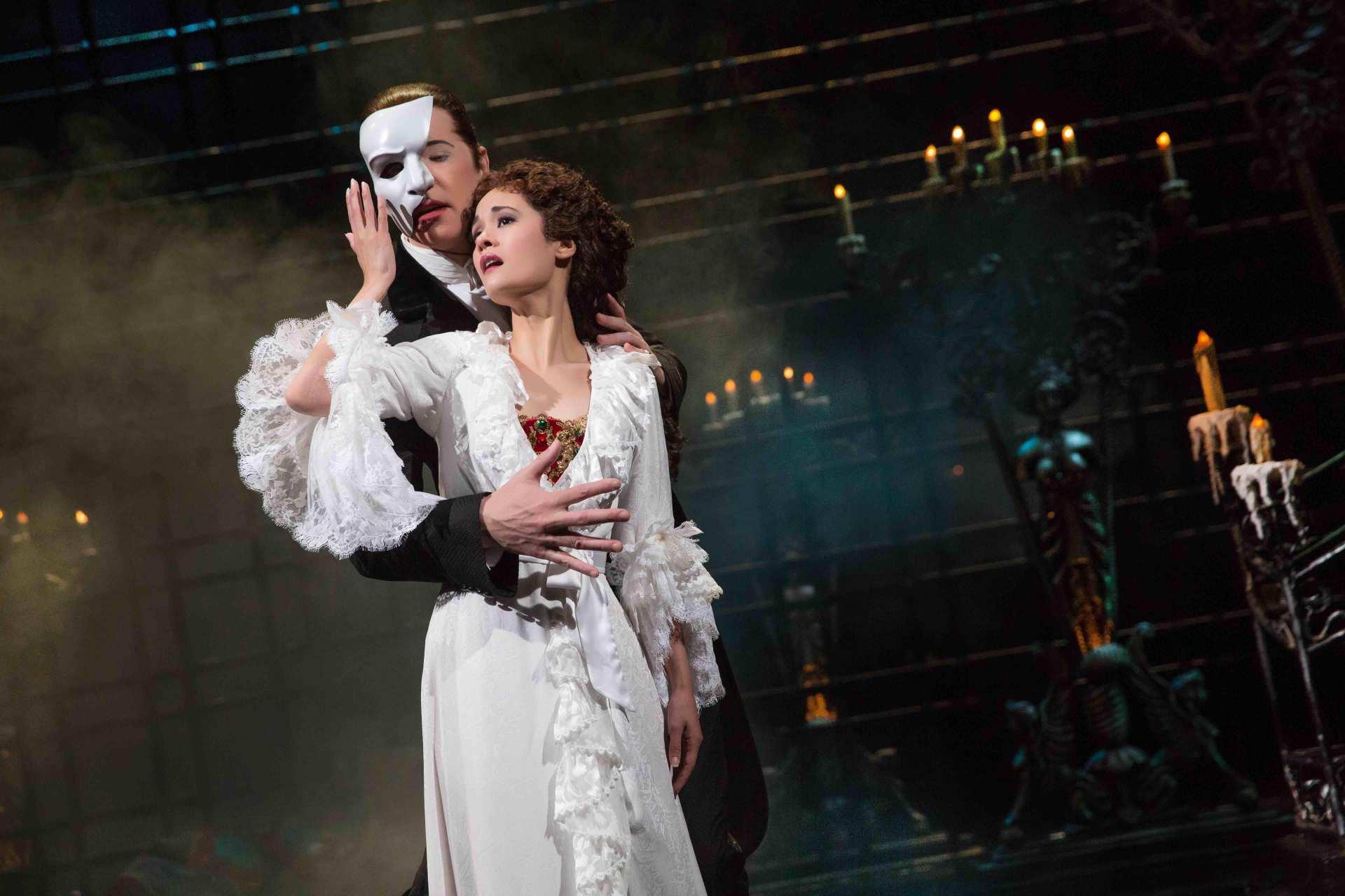 【ブロードウェイ】オペラ座の怪人 The Phantom Of The Opera ミュージカル鑑賞チケット(ニューヨーク)