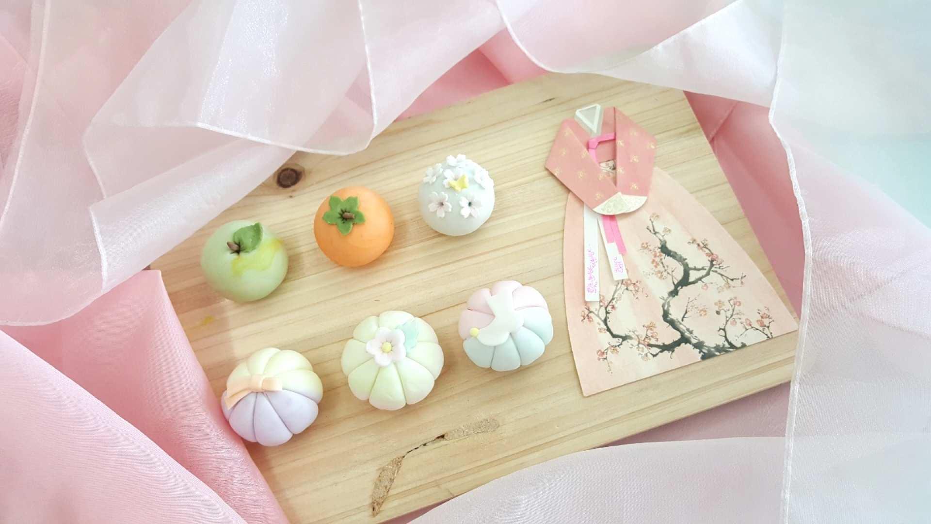【首爾特色體驗】Sunny's Dining手工造型年糕、米菓製作