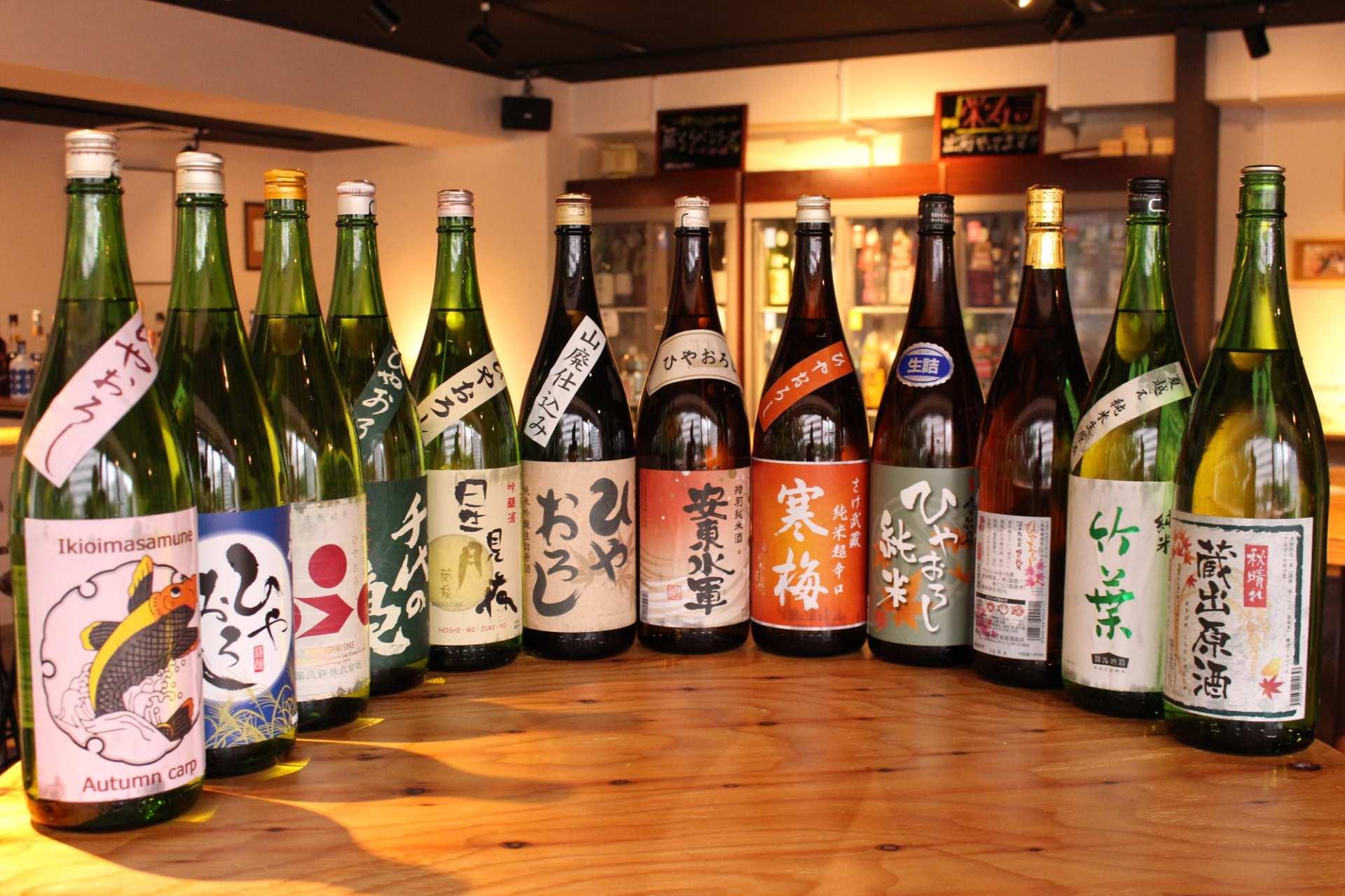 【東京夜生活】KURAND Sake Market 精選百種清酒暢飲