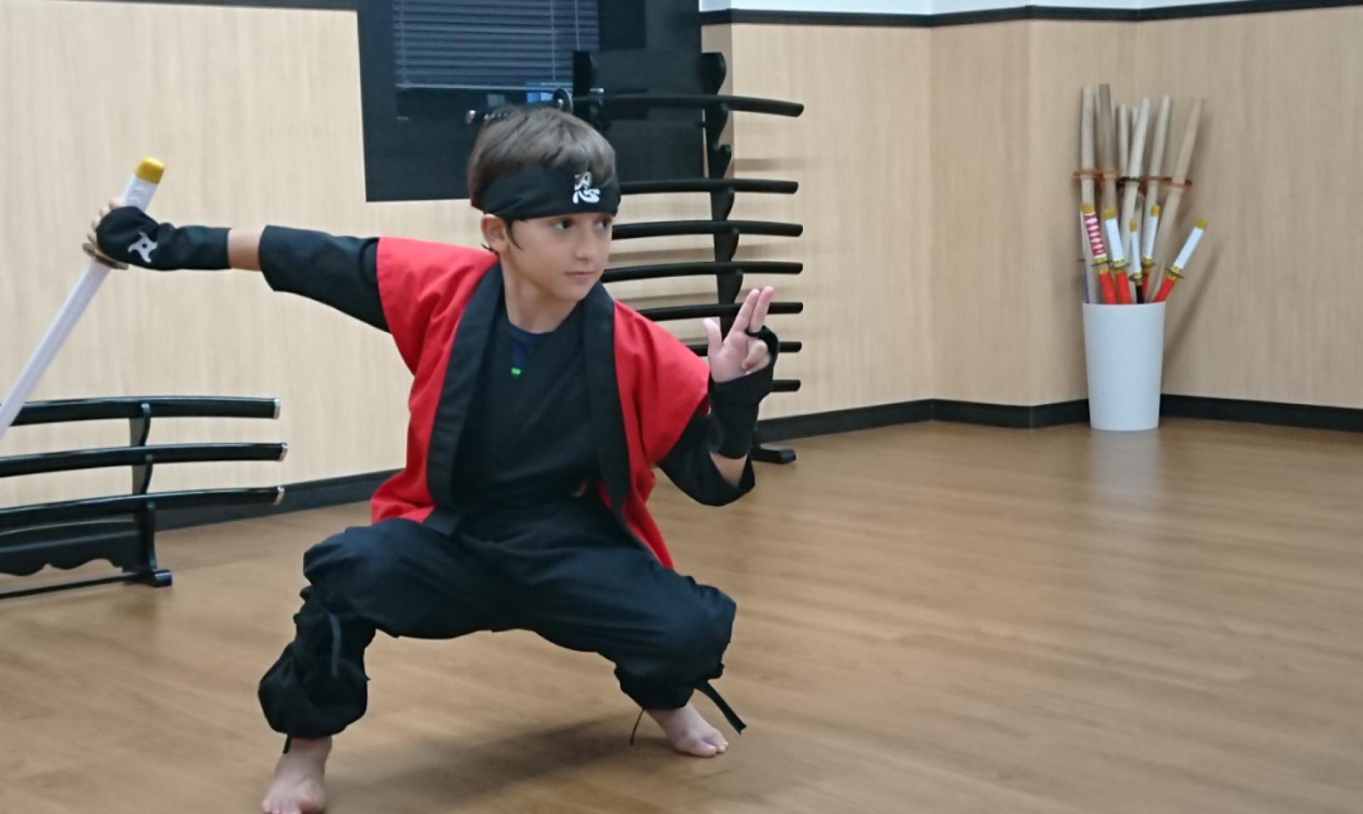 【大阪特色體驗】幻影博物館 MIRAIZA 武士忍者體驗