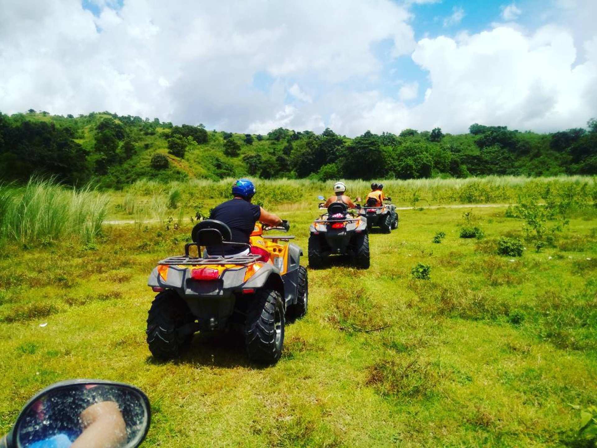 【菲律賓越野車探險】馬尼拉 ATV 體驗