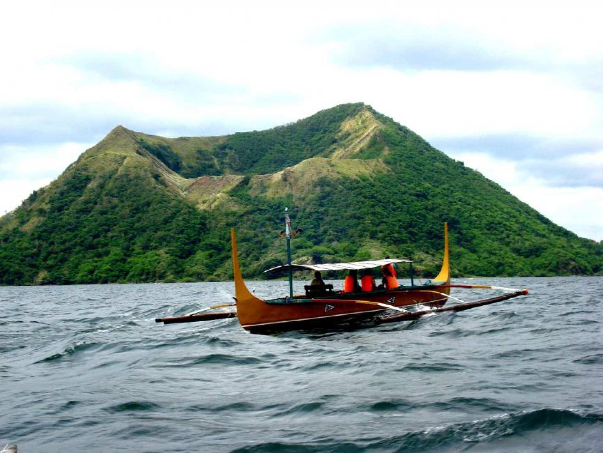 【菲律賓活火山一日遊】塔爾火山徒步之旅