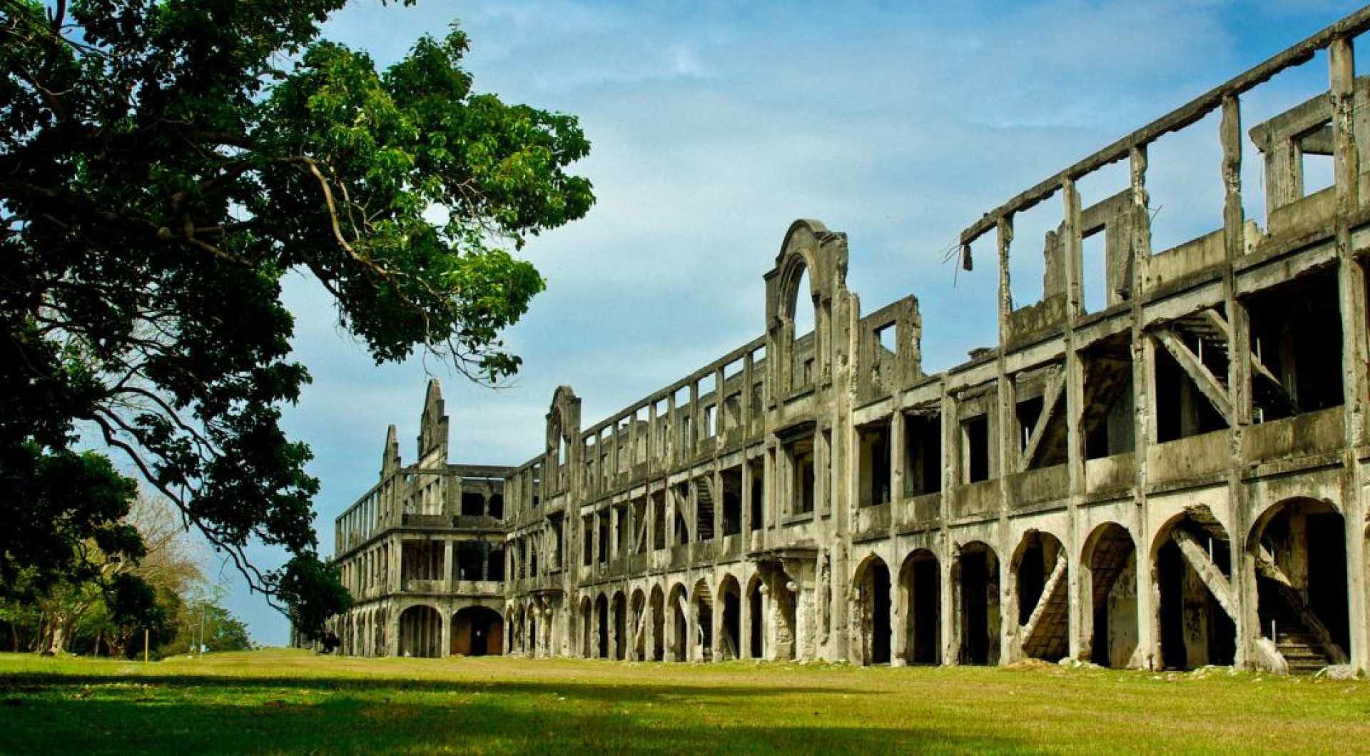 【走入二戰歷史遺跡】菲律賓科雷希多島一日遊
