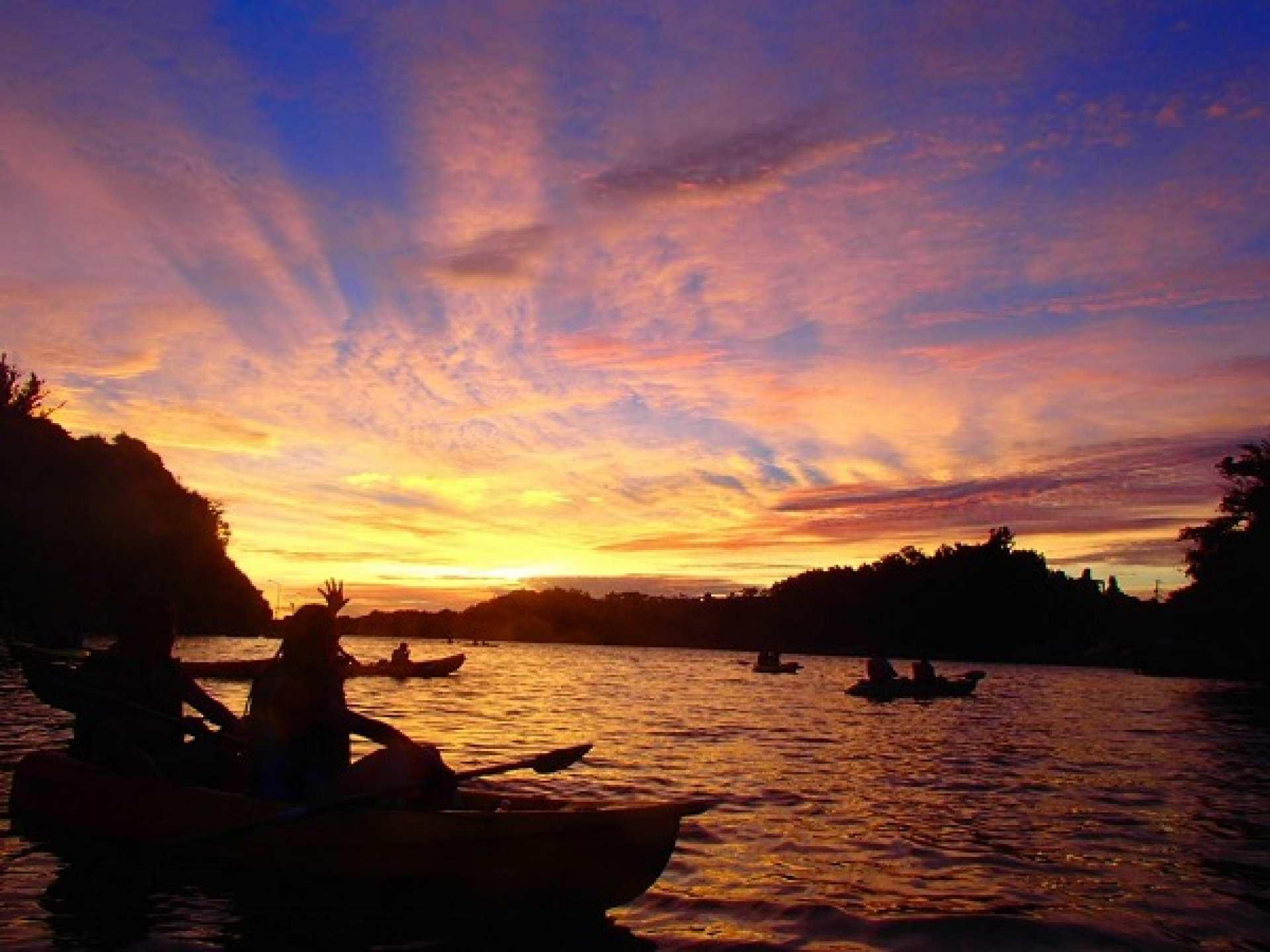 【沖繩水上活動】獨木舟體驗