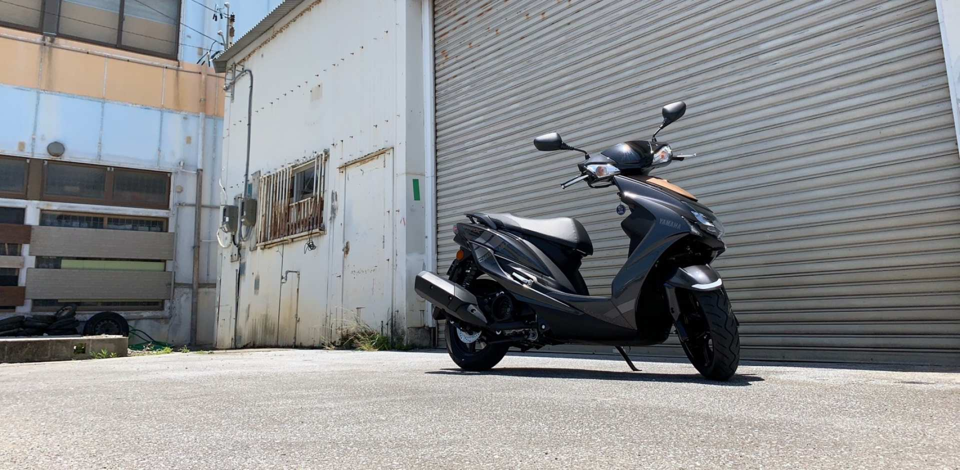 【沖縄・レンタルバイク】HV RENTALS 125cc MB級バイク