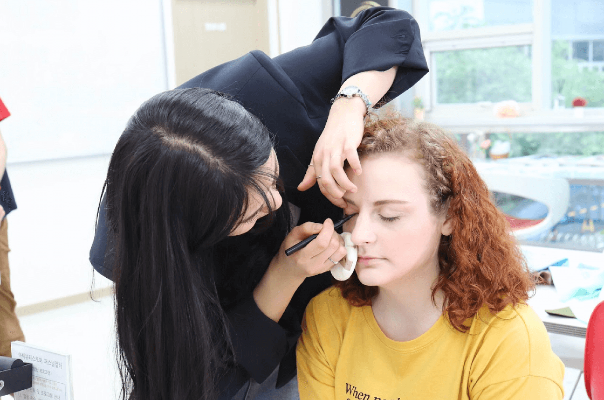 【韓國彩妝新時尚】LaLa Hong Makeup Studio 韓系時尚妝髮體驗