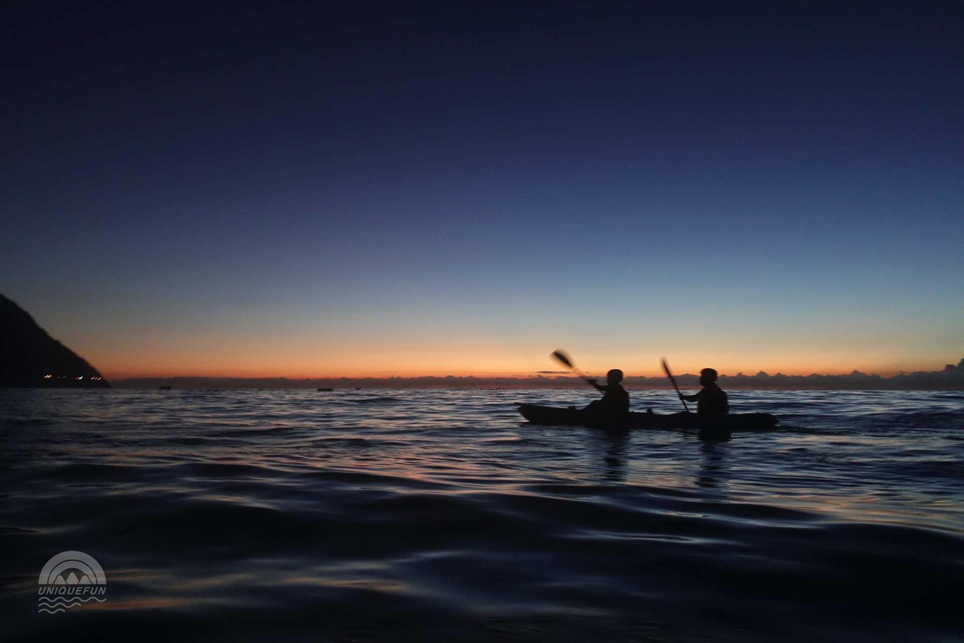 【從海上賞斷崖】花蓮清水斷崖獨木舟體驗(含市區接駁)