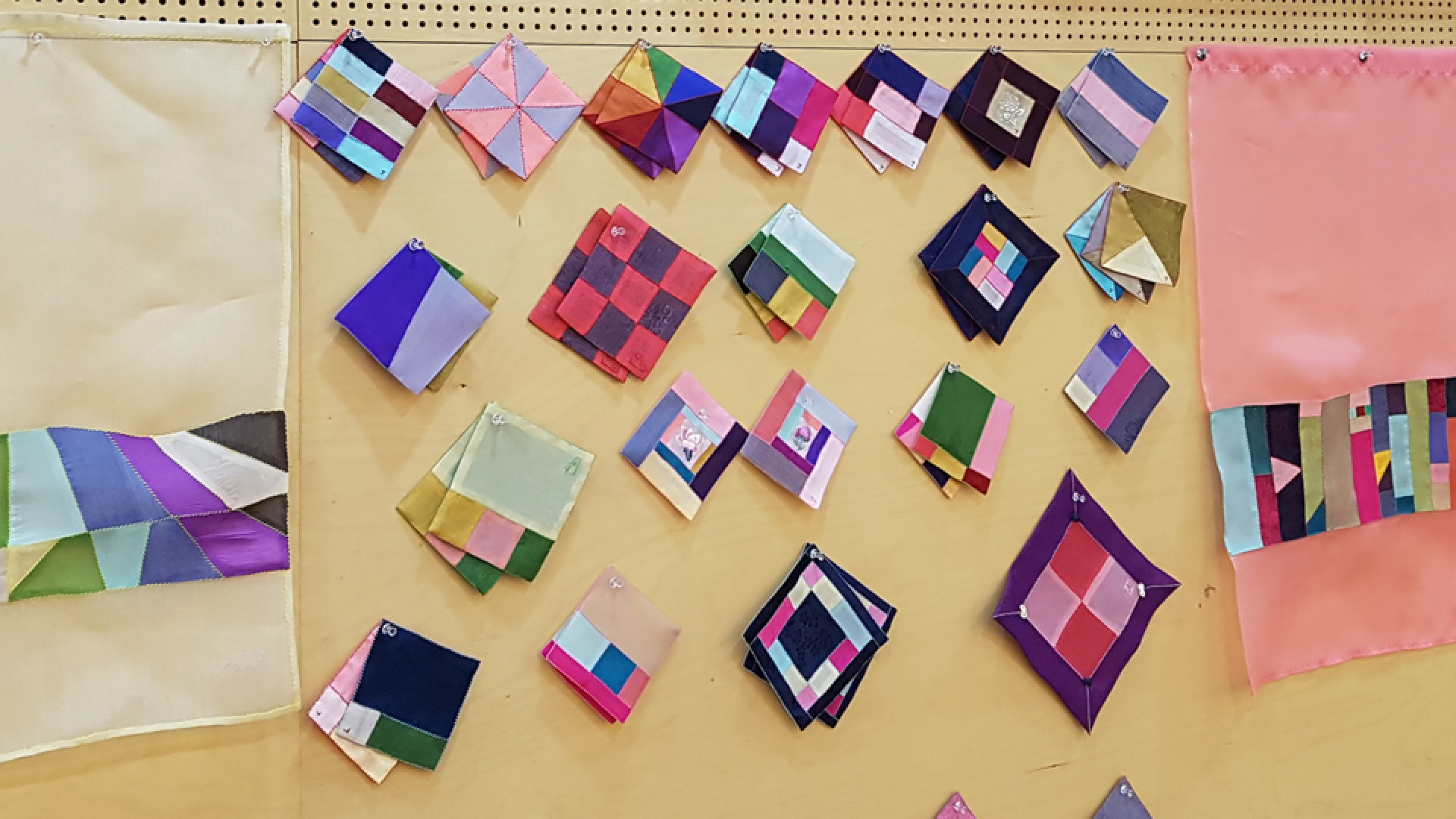 【首爾傳統手作】SHAREUS 韓國傳統拼布 DIY 製作體驗