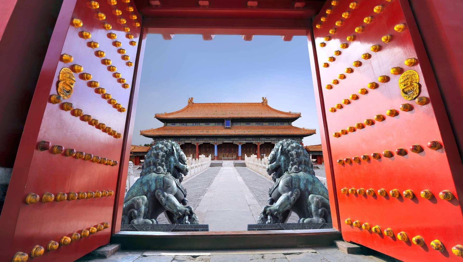 【北京必訪紫禁城】北京故宮博物園門票(含導遊解說、耳麥)