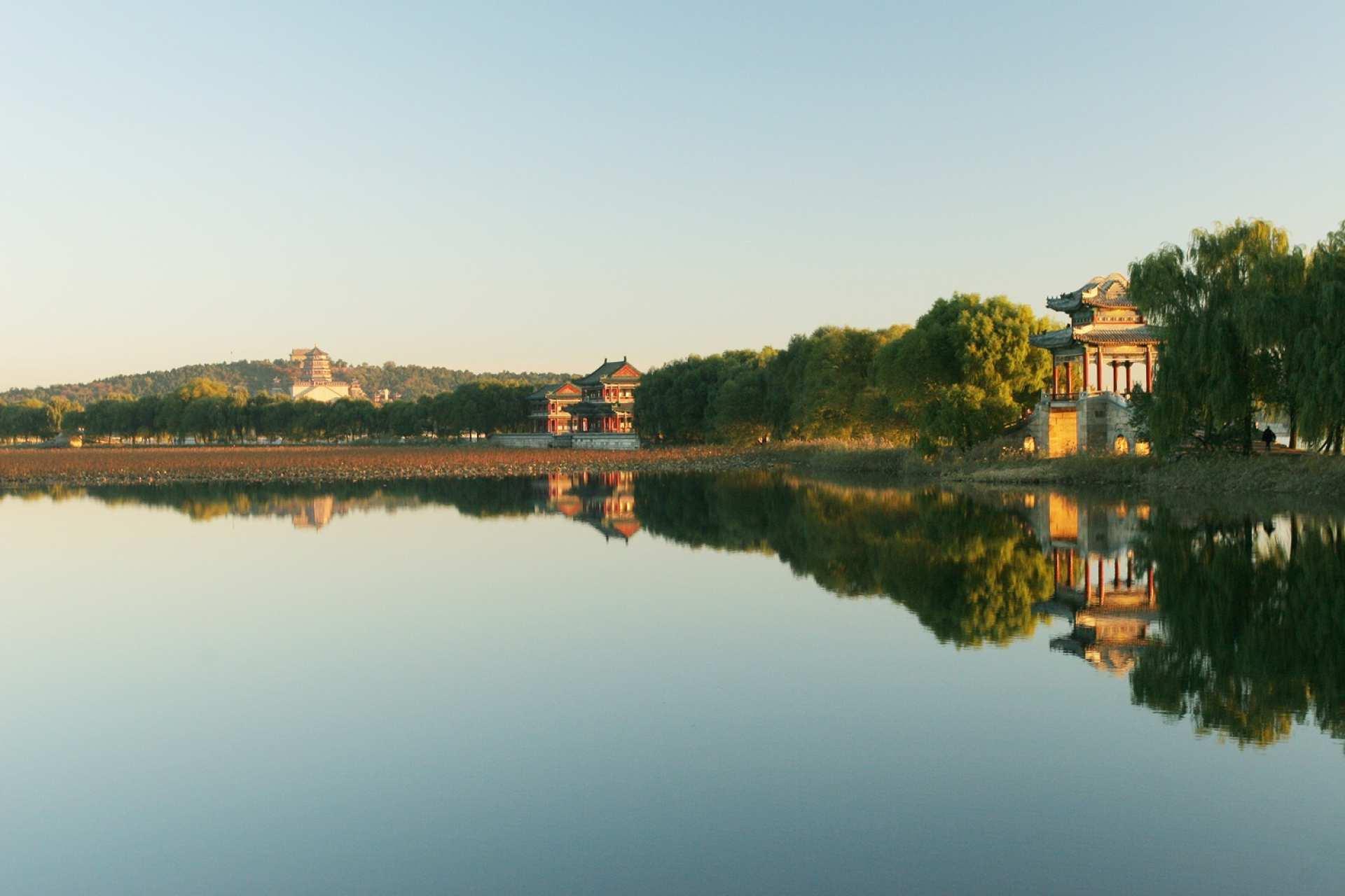 【中國北京景點】中國北京皇家林園 - 頤和園入園門票
