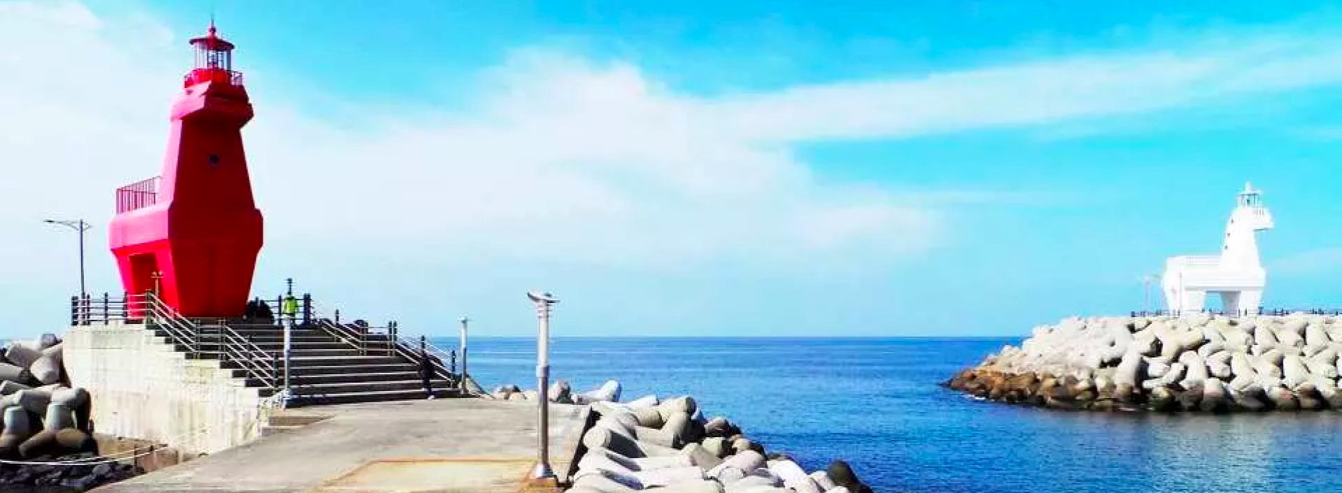 【夏日私藏景點】O'sulloc 綠茶博物館、山茶花之丘、龍頭海岸、Monsant Cafe