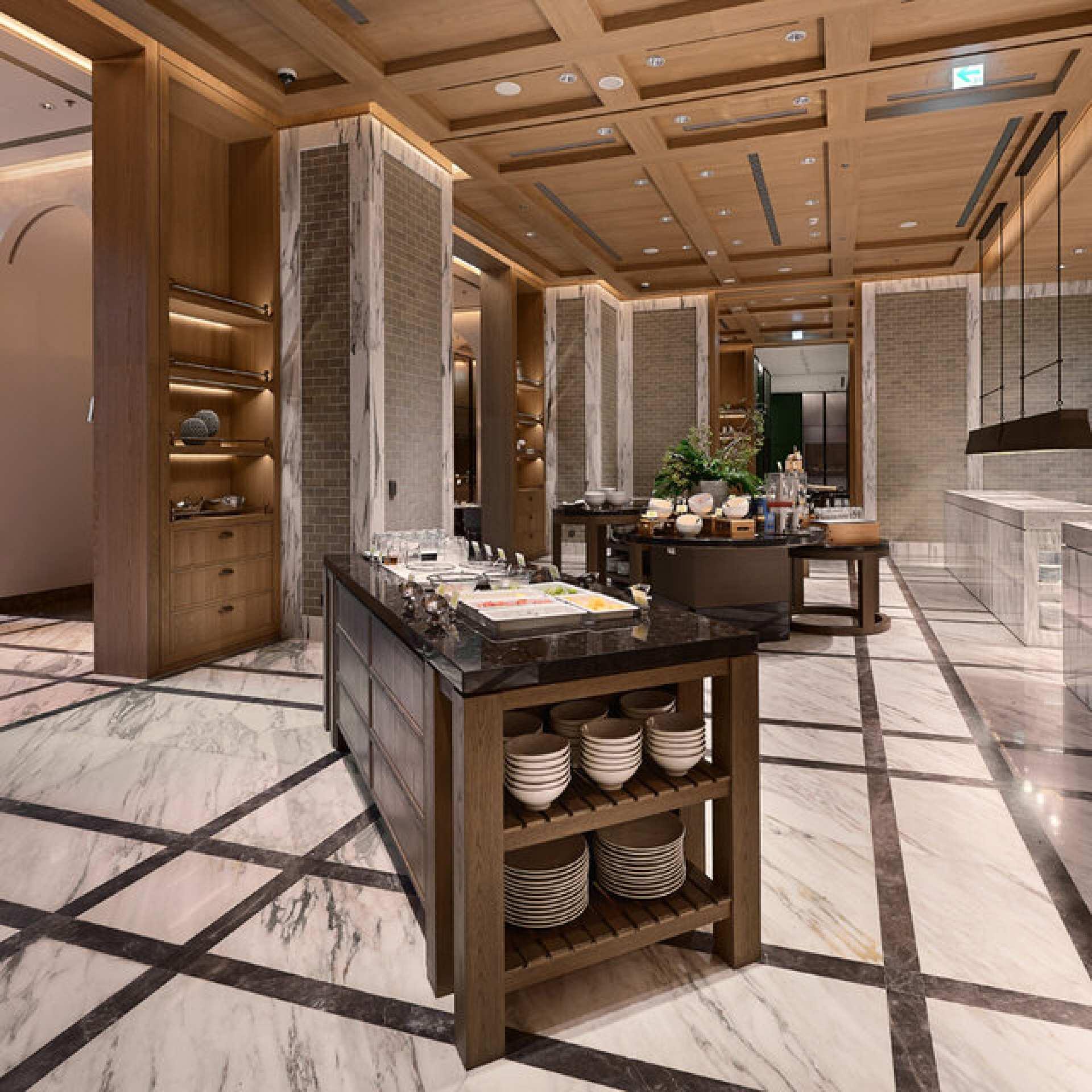 台北萬豪酒店-Garden Kitchen餐廳餐券(需另行電話訂位)