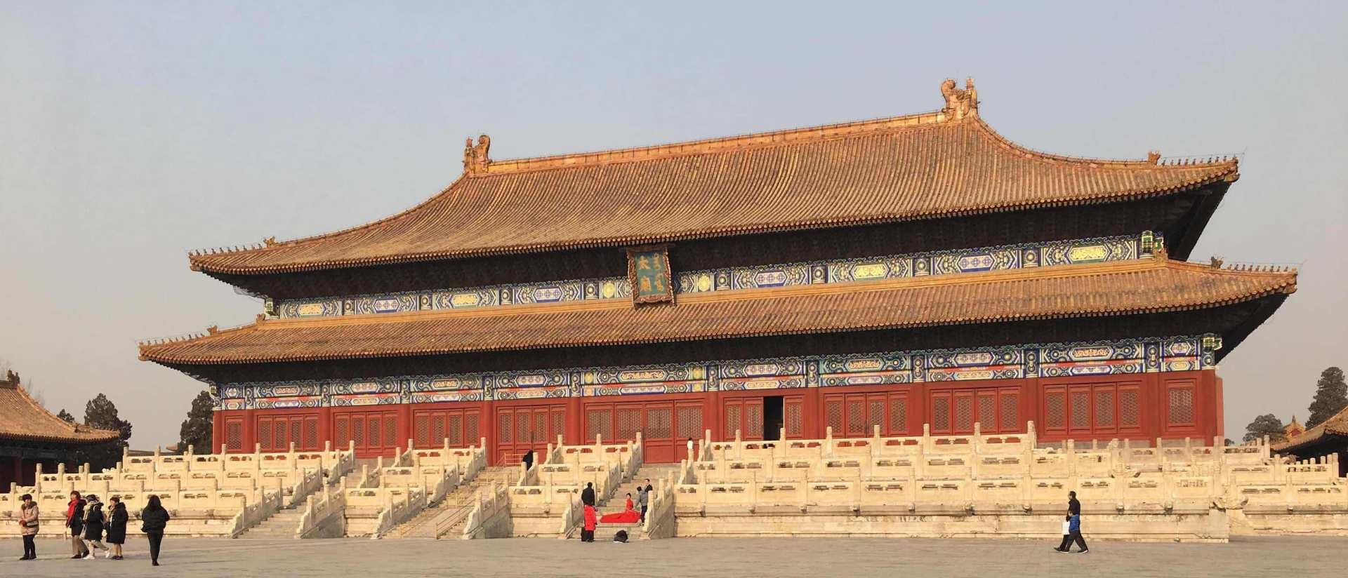 【訪北京必到景點】故宮深度半日遊 / 一日遊