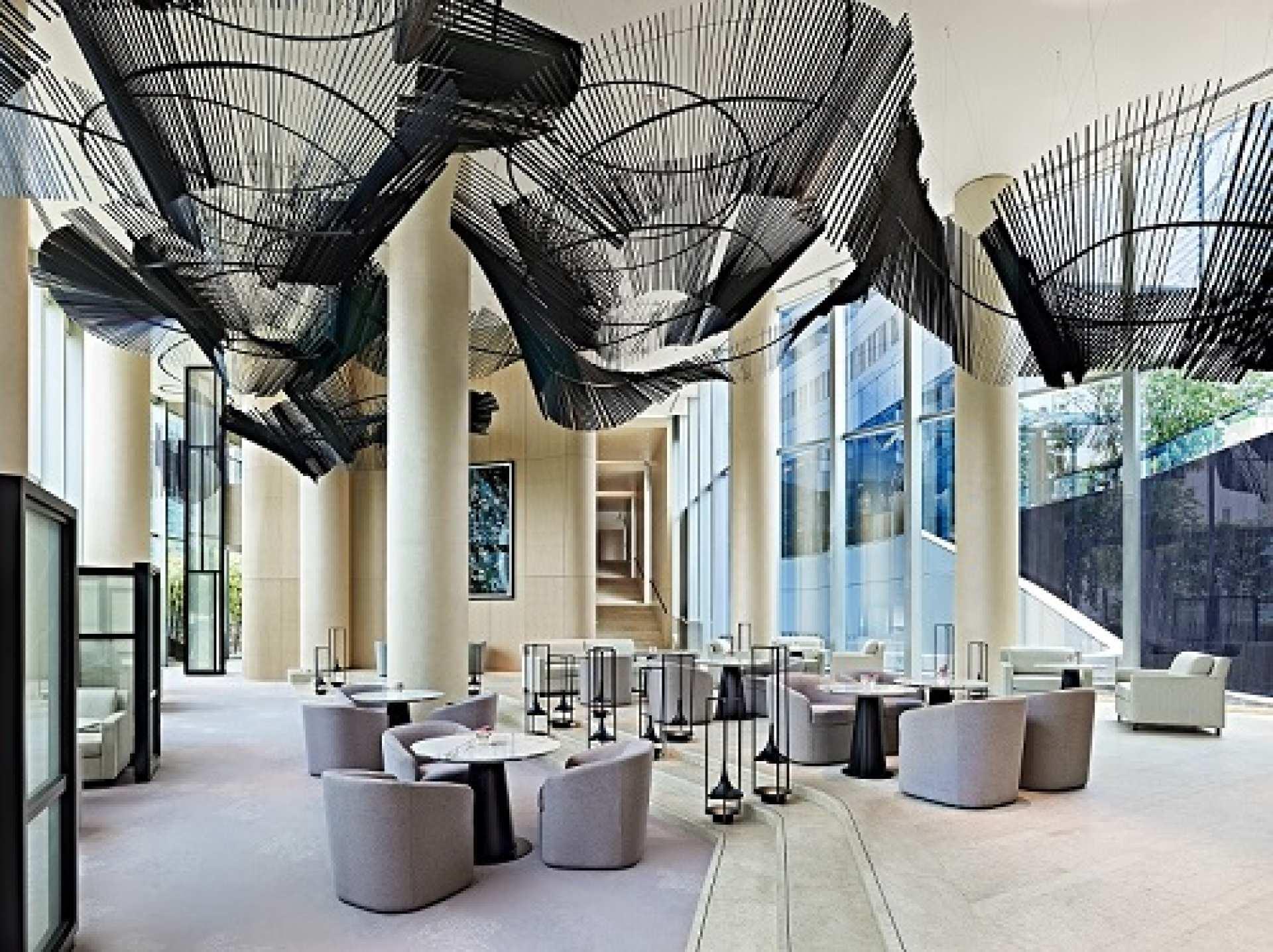 【曼谷柏悅酒店 Park Hyatt Bangkok】The Living Room 雙人下午茶餐券