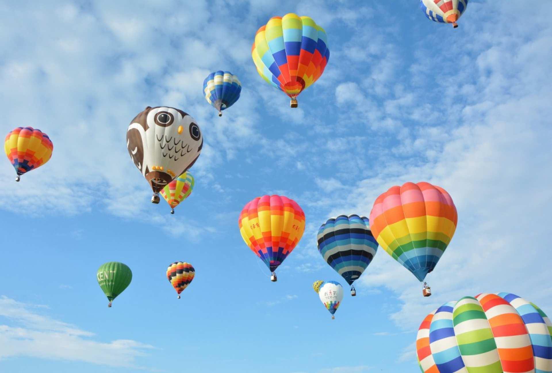【北海道熱門體驗】富良野熱氣球體驗