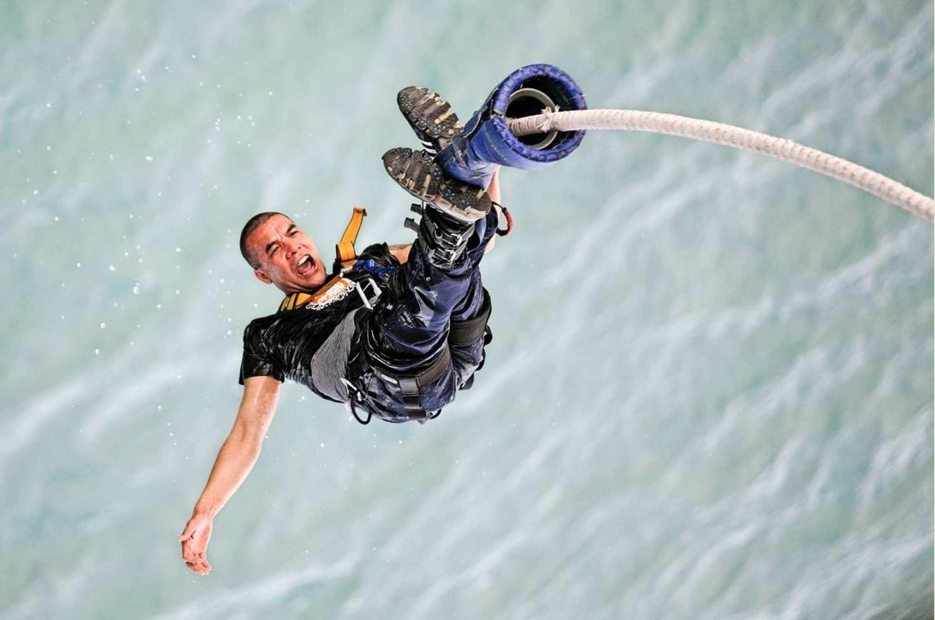 【紐西蘭北島極限挑戰】奧克蘭港灣大橋高空彈跳