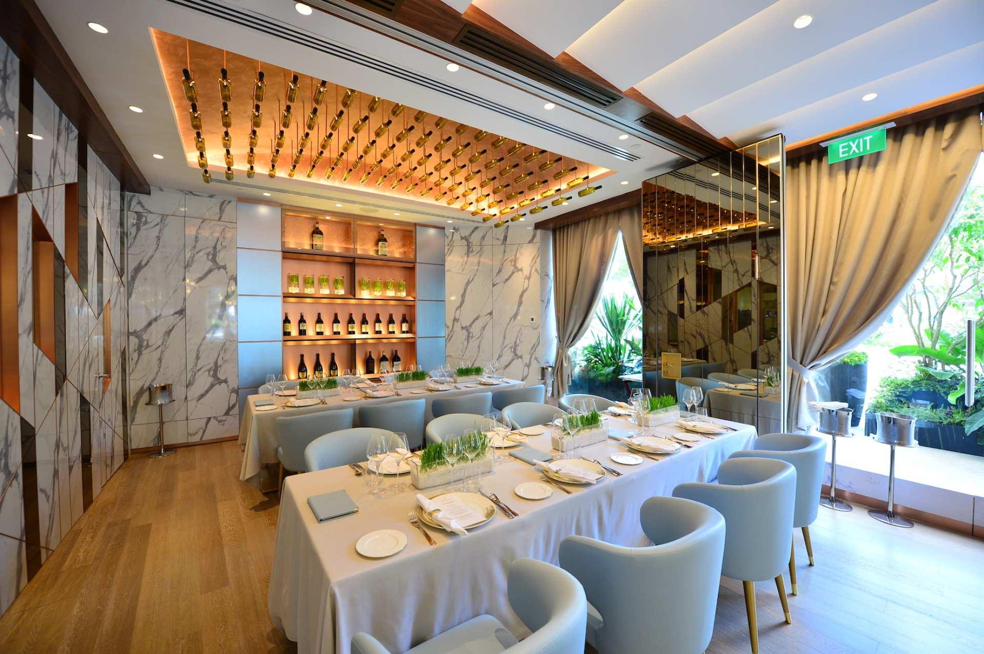 【新加坡名廚頂級餐廳】聖淘沙 Curate 餐廳