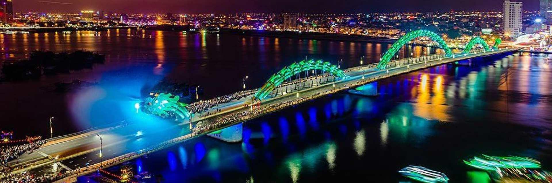 【峴港身心放鬆之夜】spa 推拿、精緻晚餐、夜晚遊覽