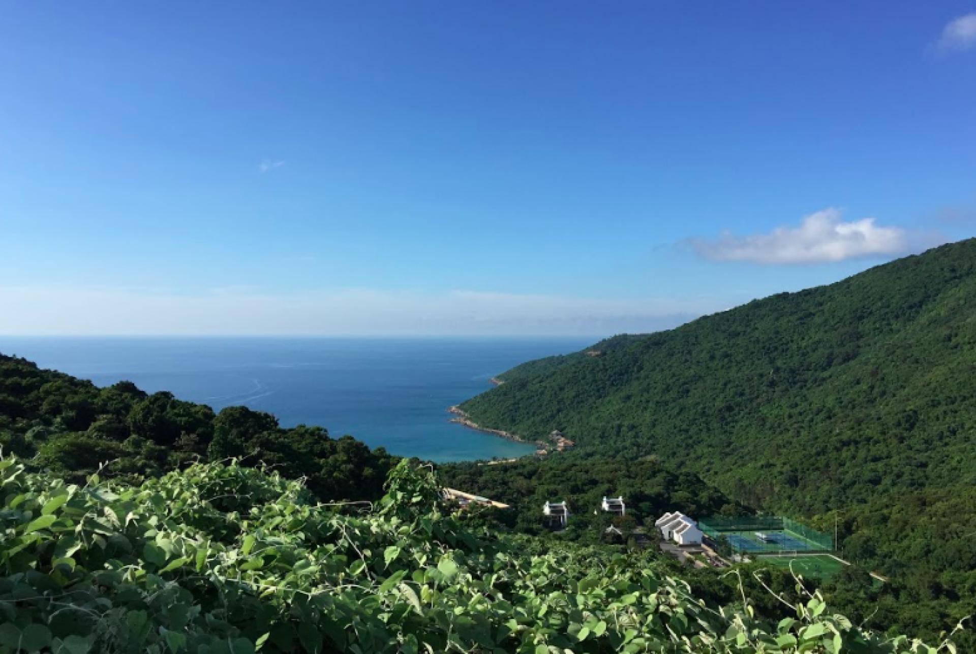【絕美山海景致的峴港一日遊】摩托車遊山茶半島
