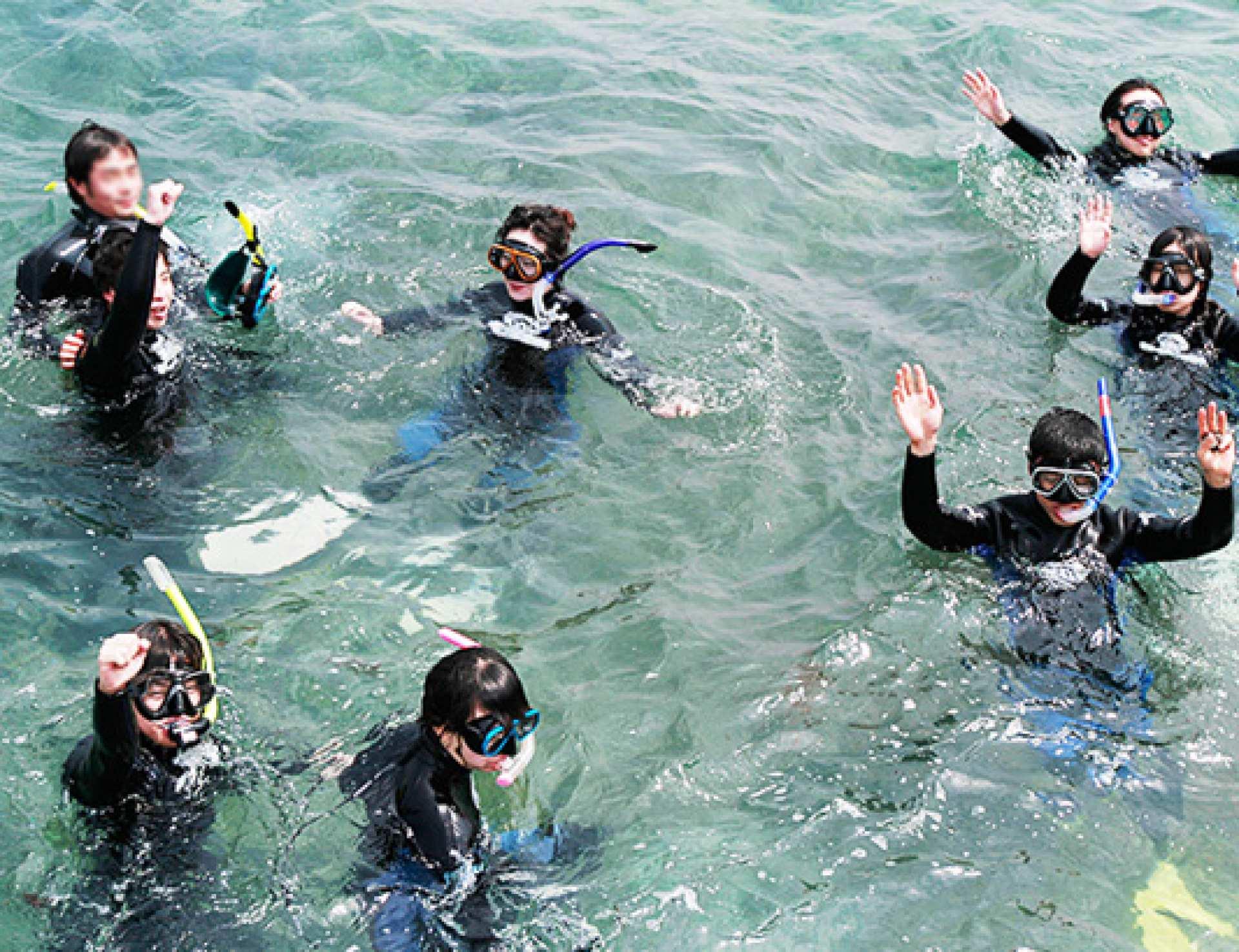 【探索海底世界】濟州島浮潛體驗