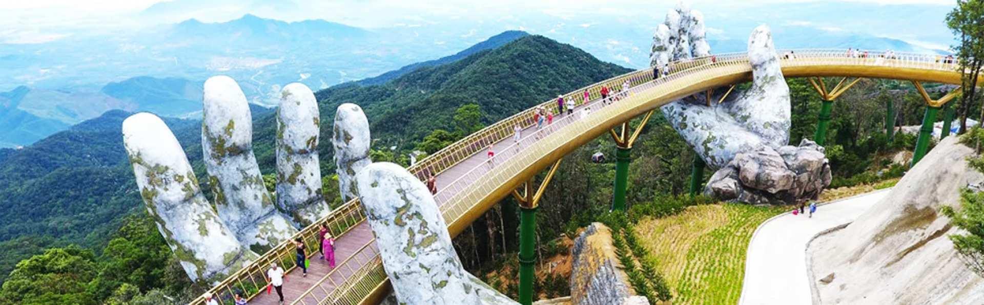 【暢遊越南小法國】巴拿山及來回纜車門票
