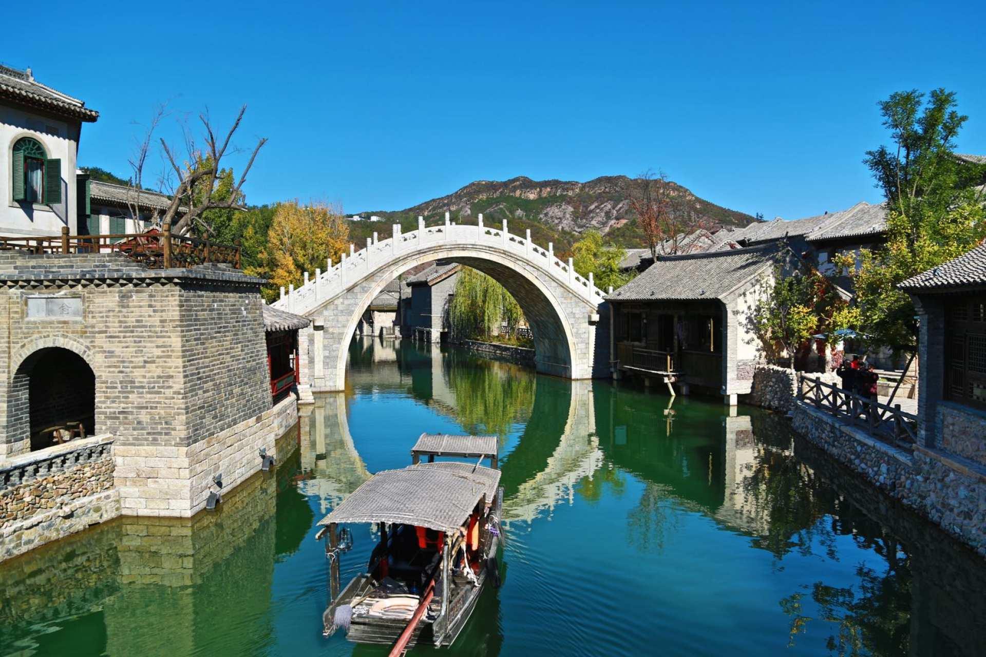 【限時優惠】北京近郊一日遊 | 司馬台長城&古北水鎮