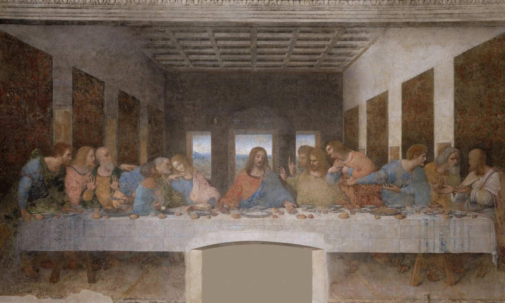 【曠世奇才達文西名作】義大利米蘭《最後的晚餐》門票+英語導遊導覽