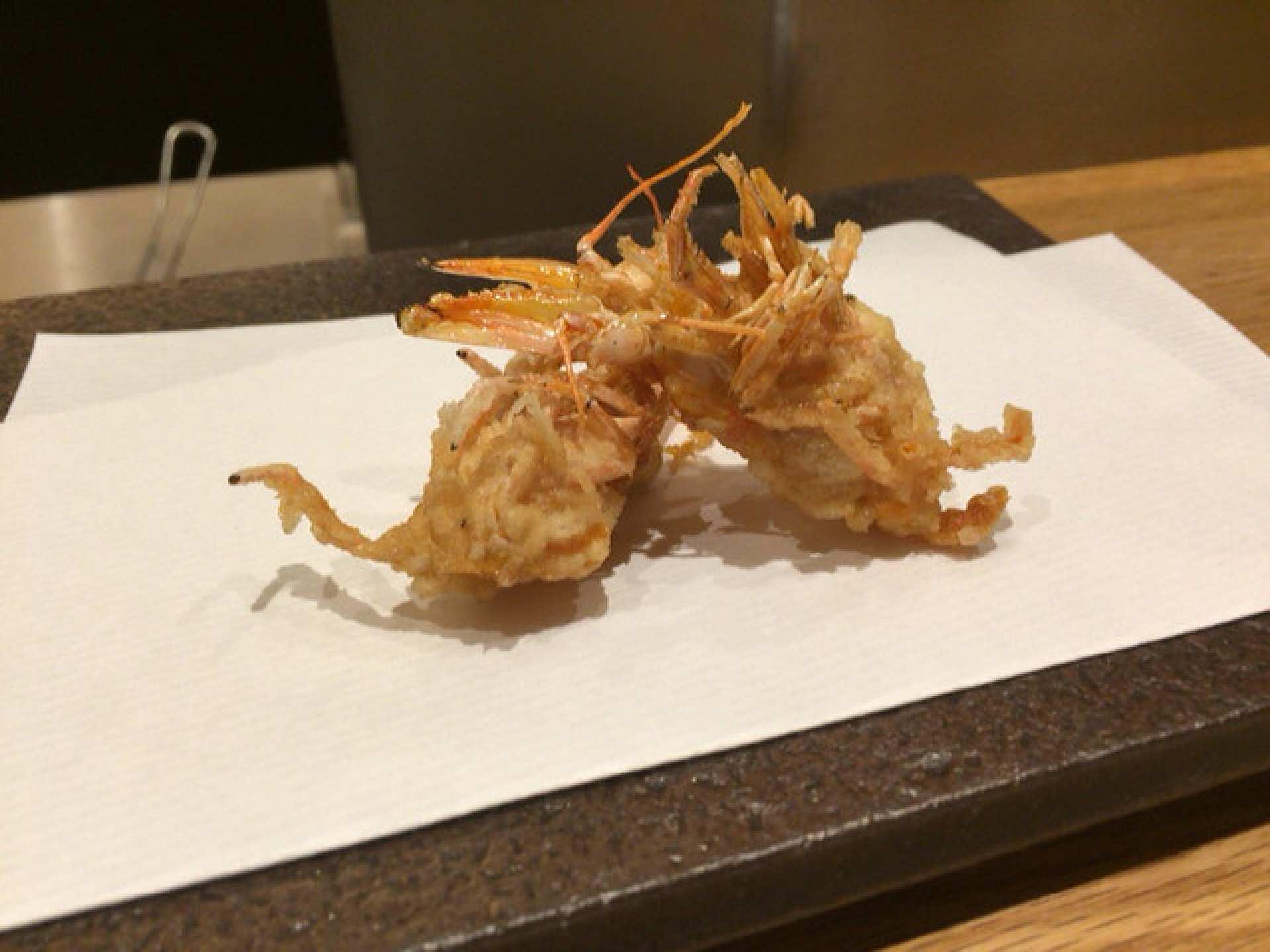 【北海道米其林餐廳】札幌天婦羅料理 - 荒木