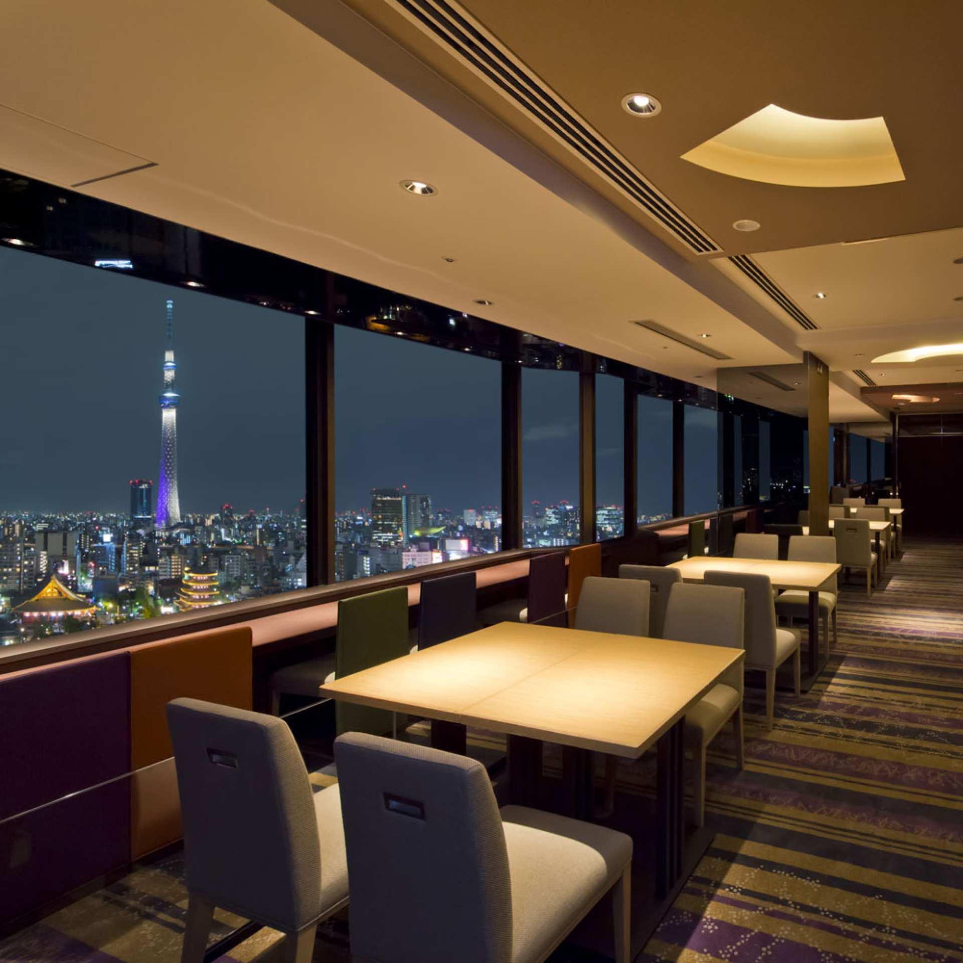 【東京】浅草ビューホテル・スカイグリルブッフェ武藏:お食事クーポン