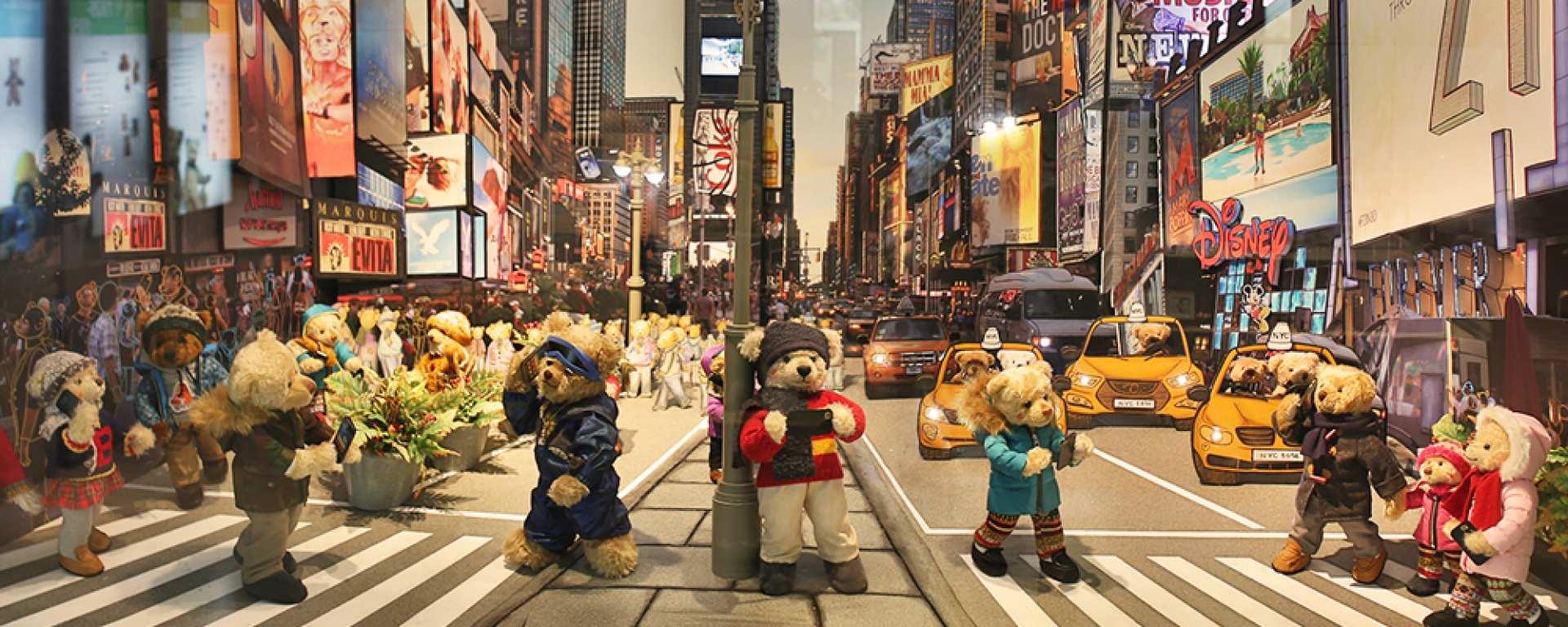 【世界最大】 濟州島泰迪熊博物館