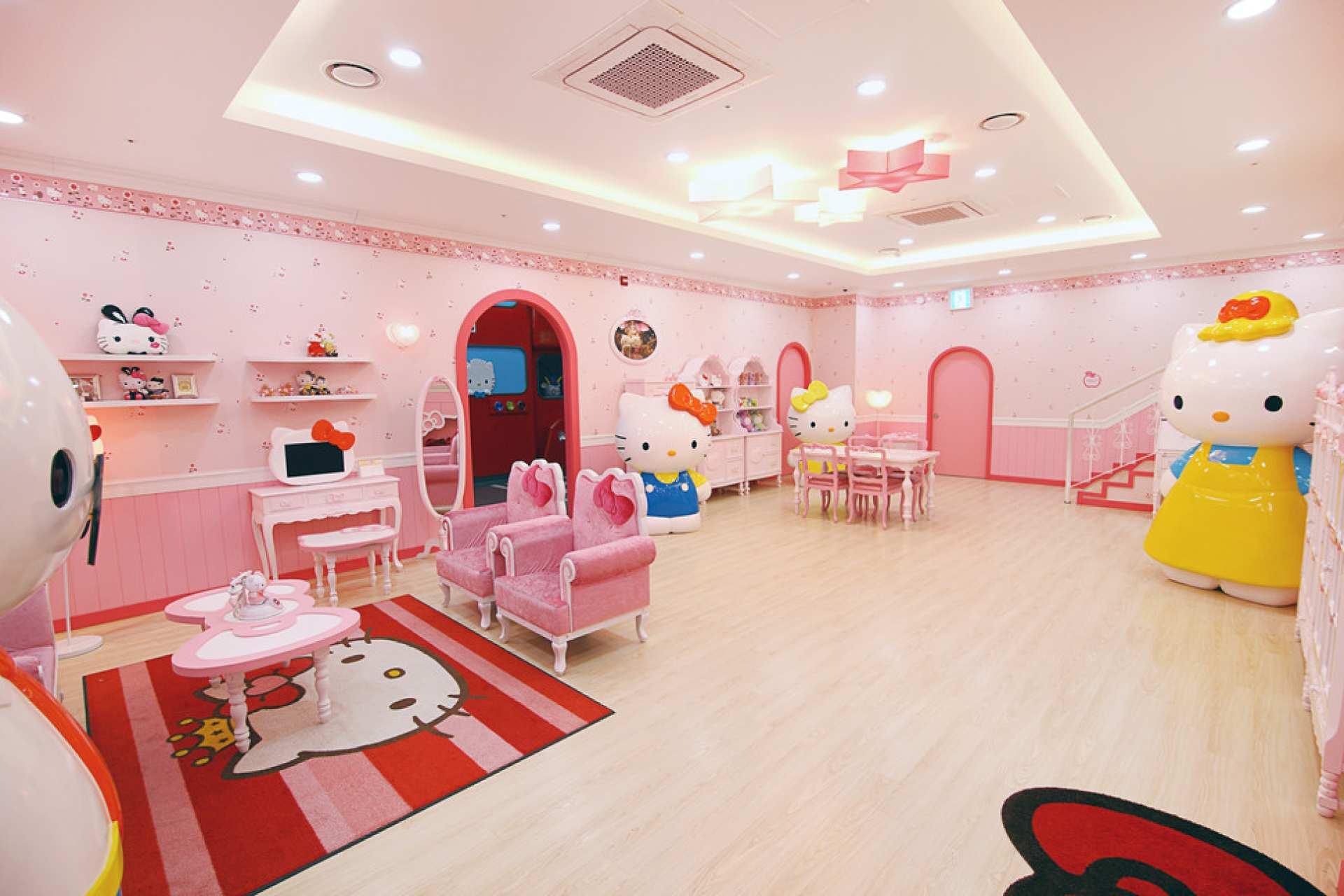 【超級卡哇伊】濟州島 Hello Kitty樂園門票
