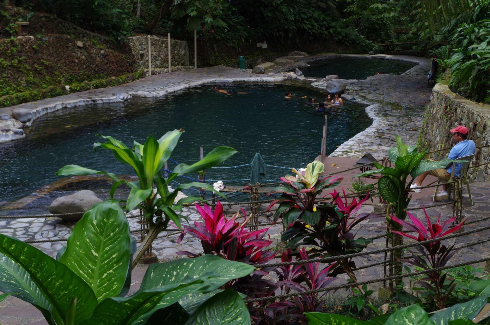 【探訪馬尼拉世外桃源】隱密谷溫泉一日遊 Hidden Valley Springs