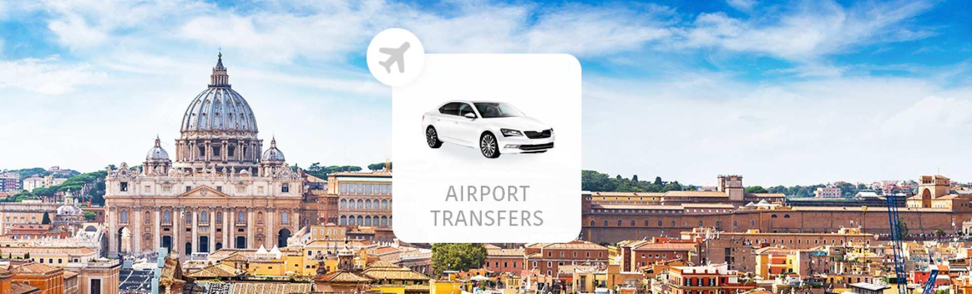 【羅馬機場接送】達文西機場(FCO)往返羅馬市區(含接機舉牌服務)