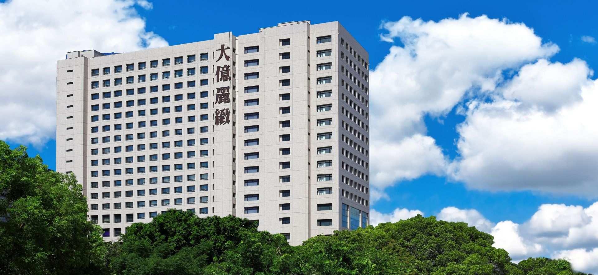 【高鐵假期自由行 】台南大億麗緻酒店 2 日遊