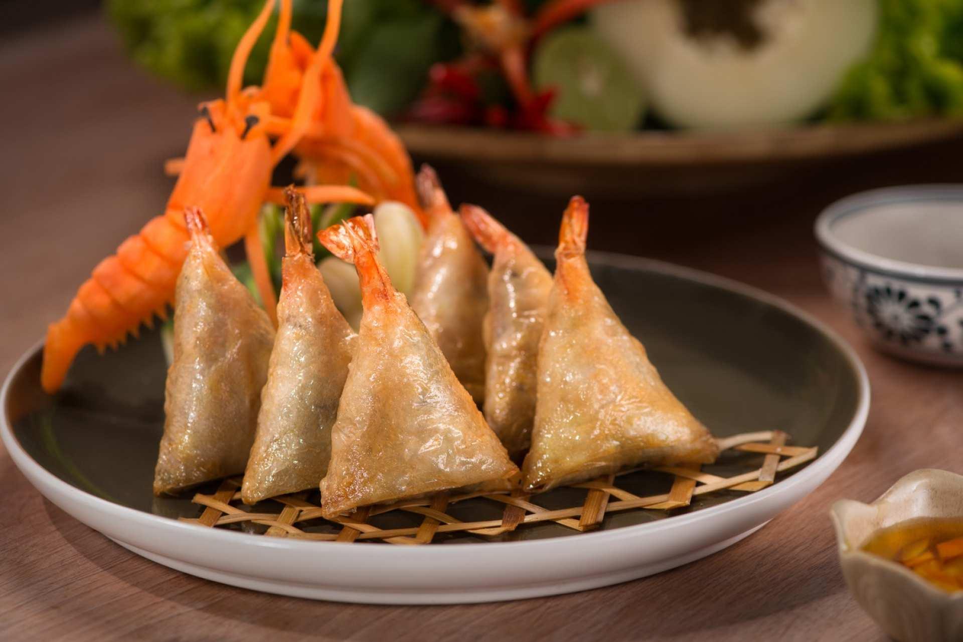 【全球認可絕佳餐廳】Mandarine 餐廳中式、越式料理體驗