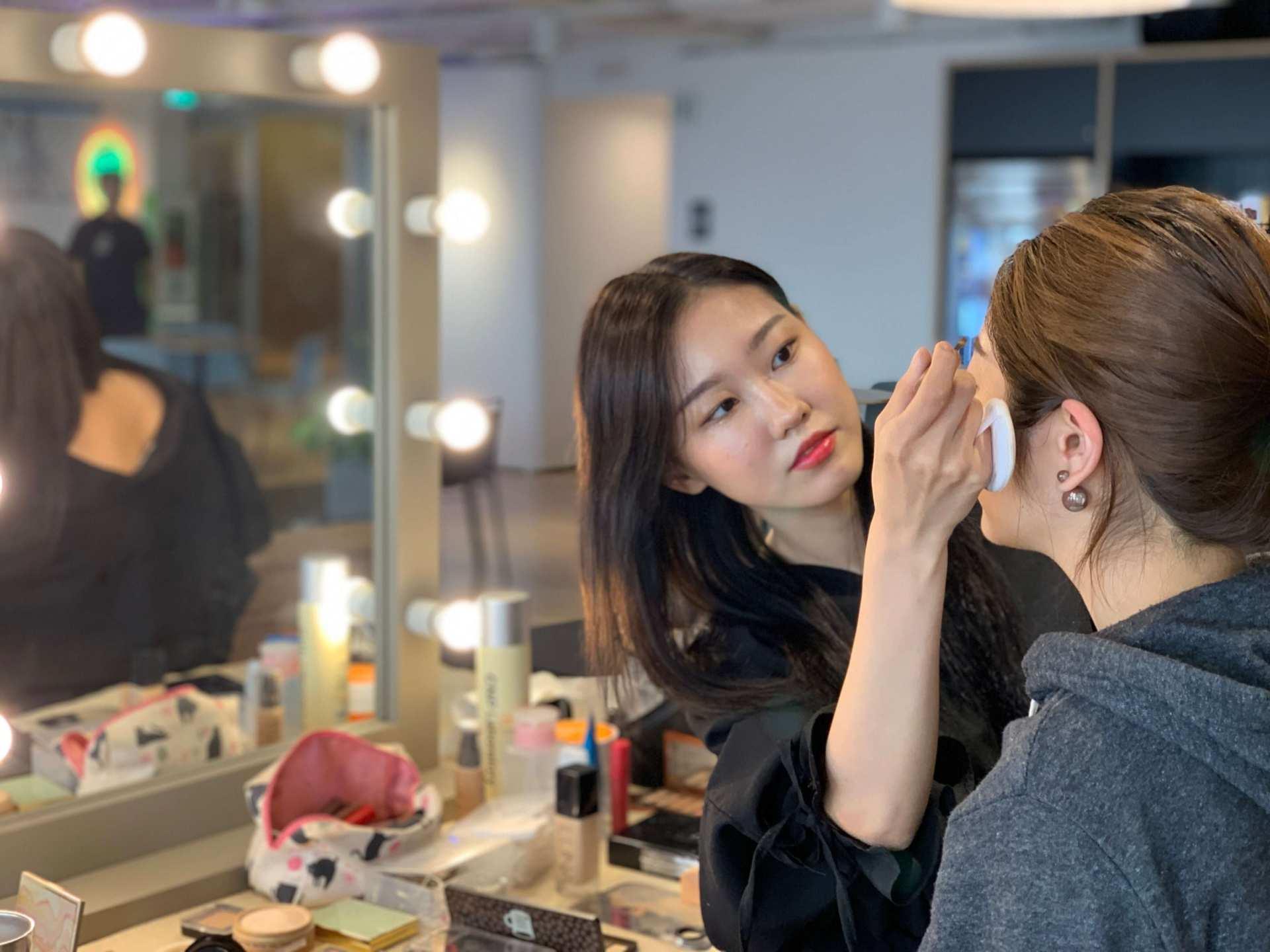 【首爾時尚證件照】韓系證件照拍攝+妝髮服務