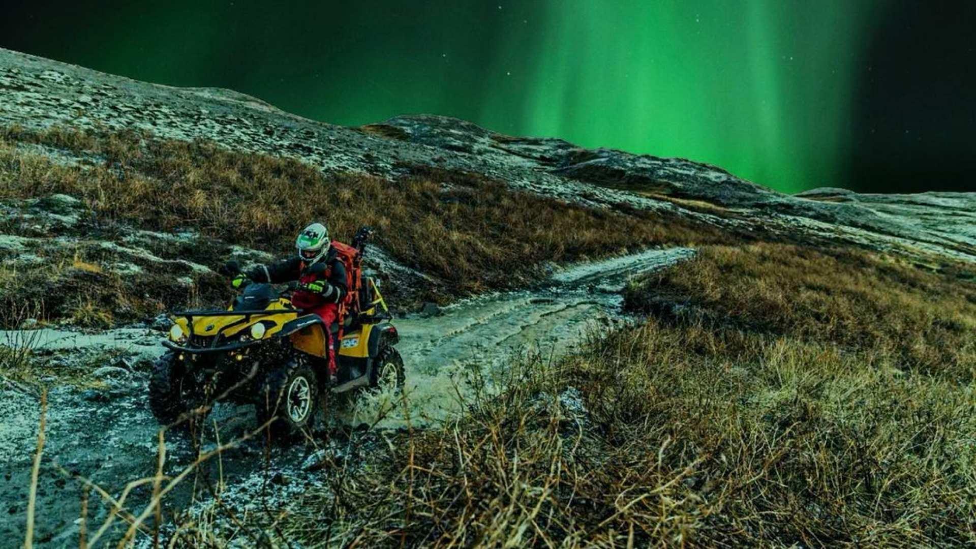 【芬蘭北極光追尋之旅】羅瓦涅米駕駛森林越野四驅車+拉普蘭特色燒烤半日遊