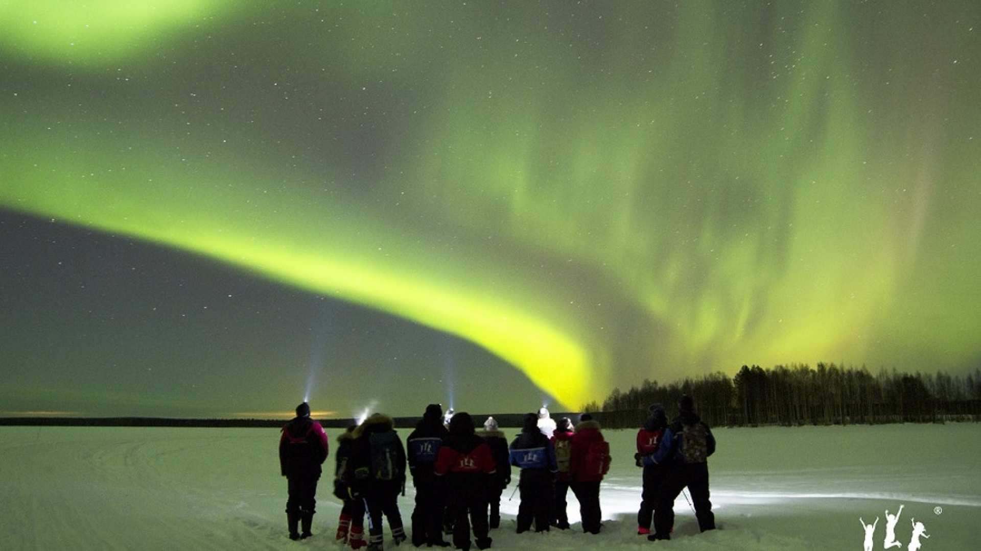 【芬蘭北極光追尋之旅】北極圏森林踏雪健行+拉普蘭特色小吃半日遊